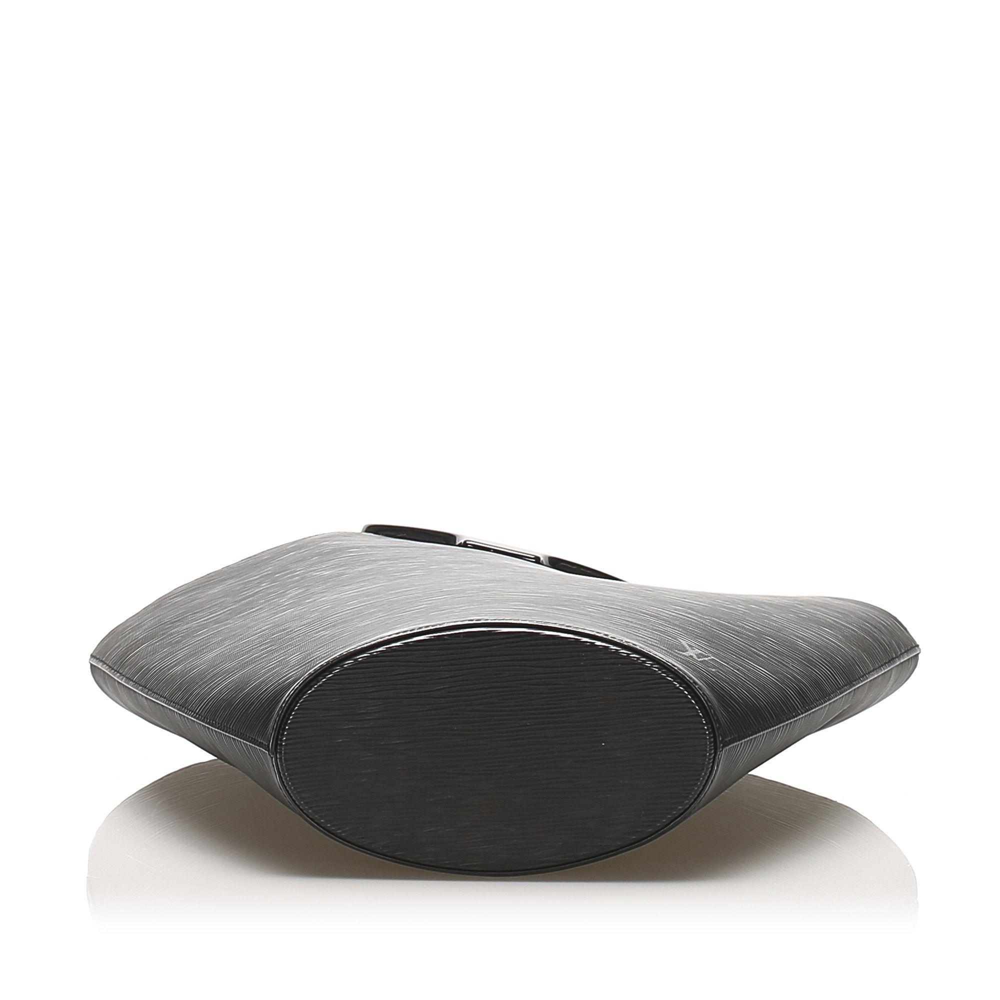 Vintage Louis Vuitton Epi Noctambule Black