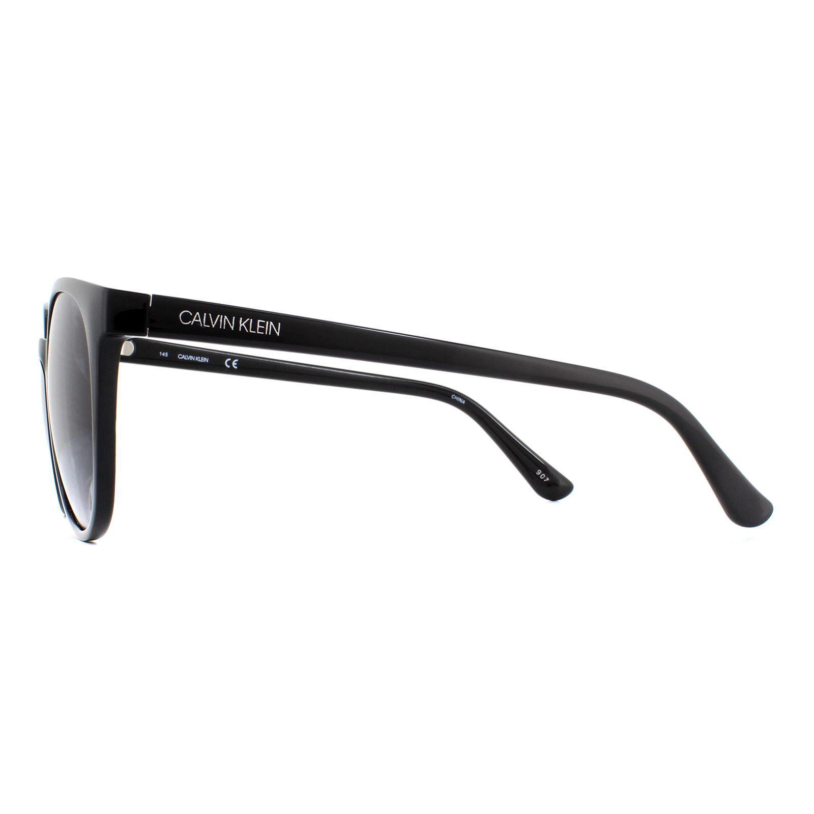 Calvin Klein Sunglasses CK19563S 001 Black Grey