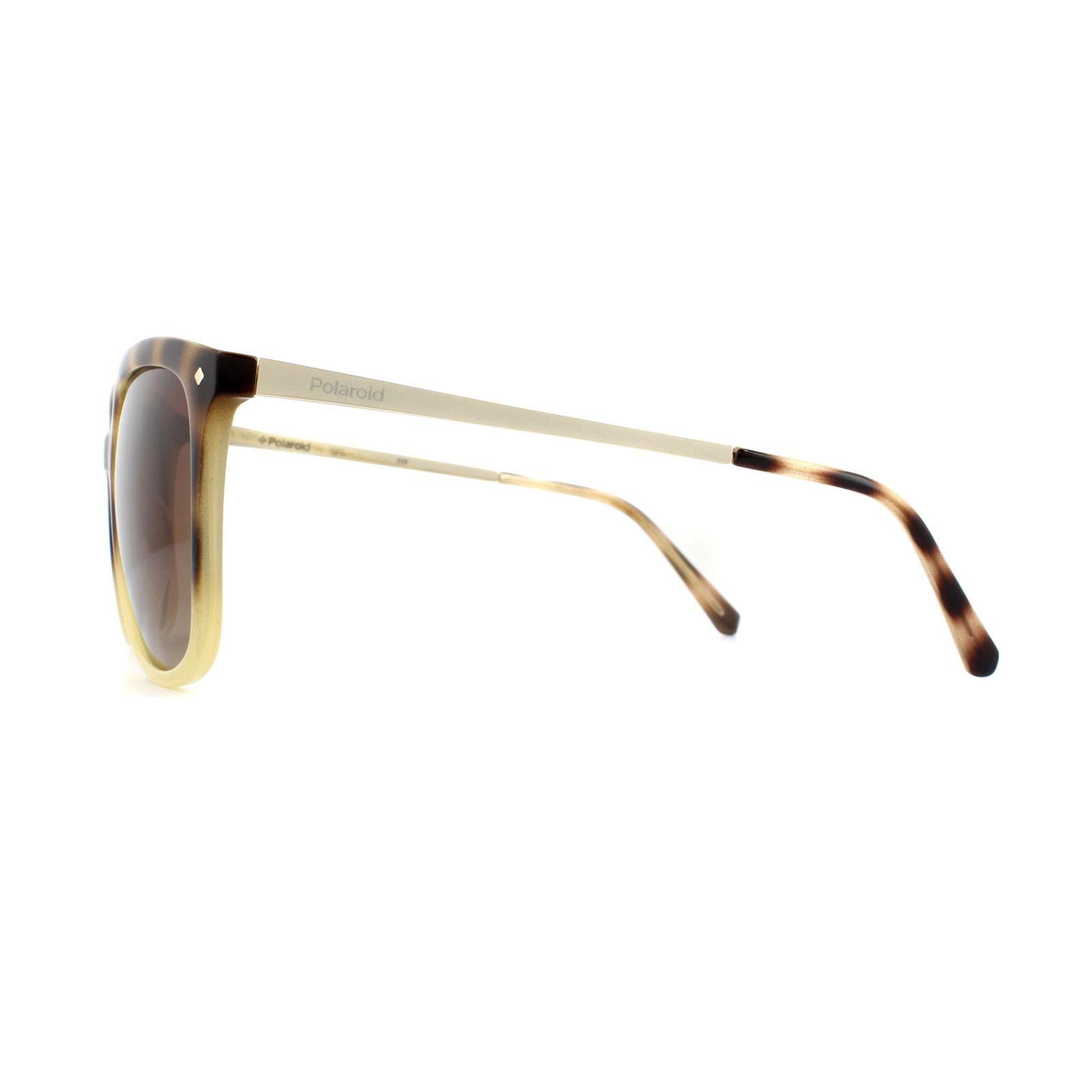 Polaroid Sunglasses PLD 4043/S Y67 X3 Havana Gold Brown Polarized