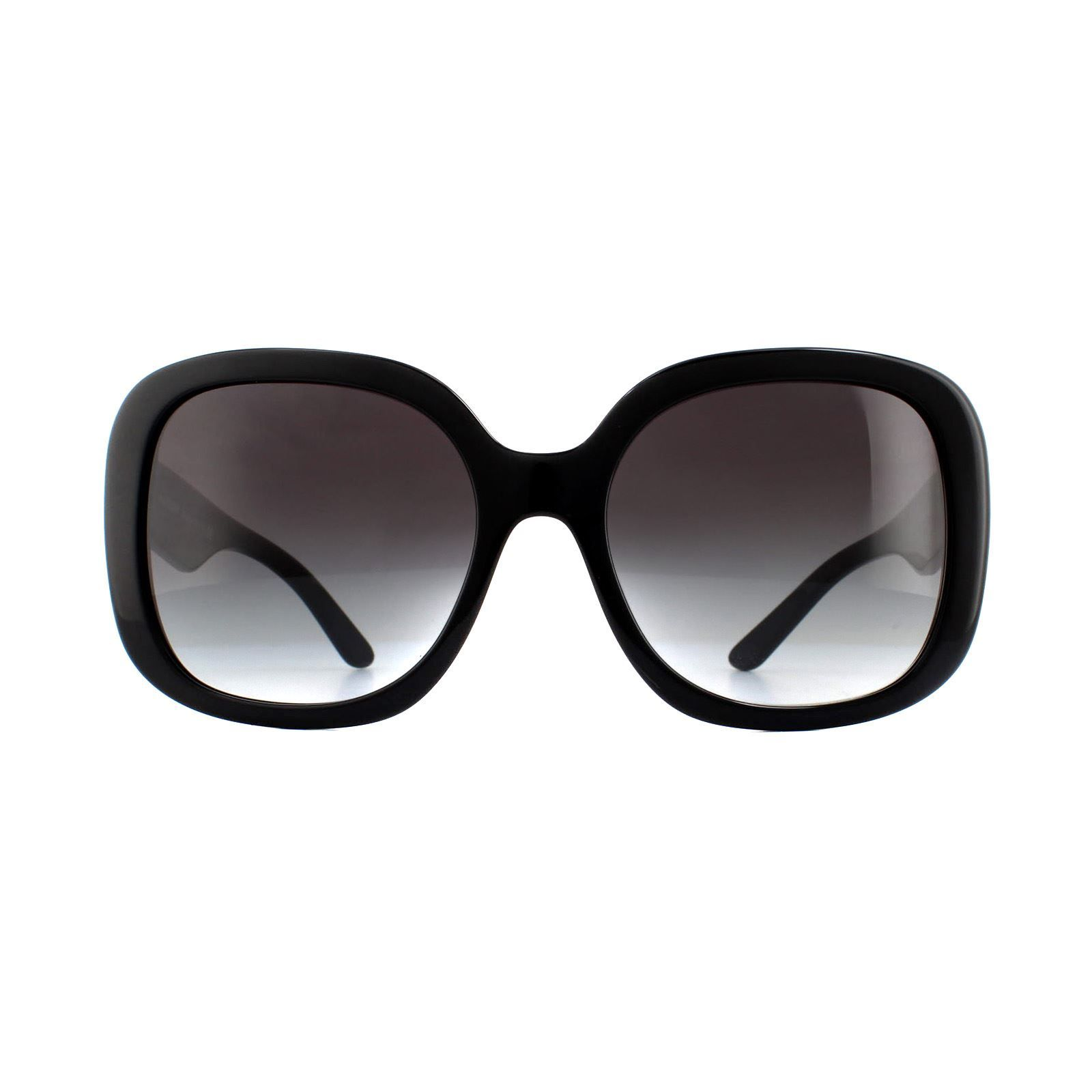 Burberry Sunglasses BE4259 30018G Black Grey Gradient