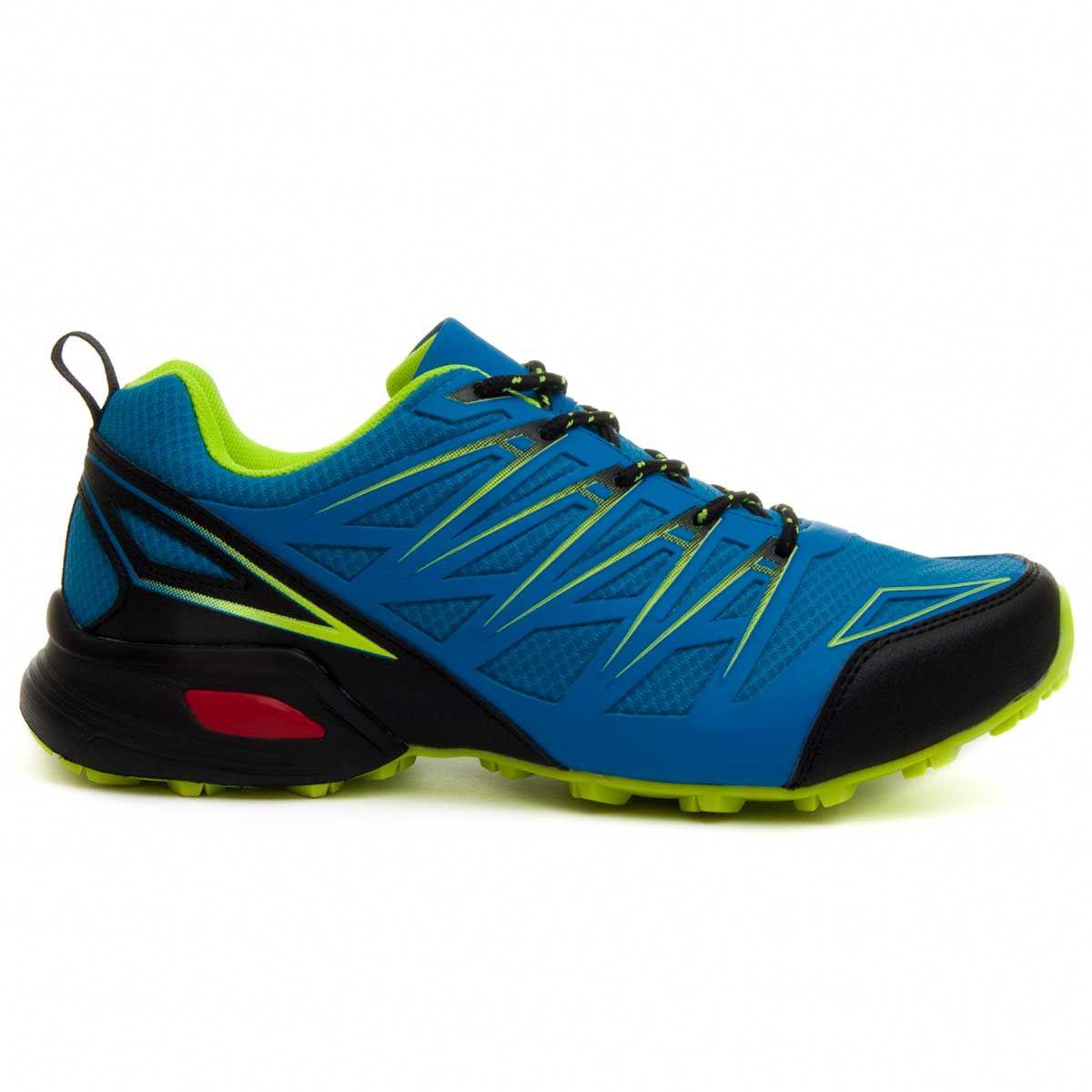 Montevita Sporty Sneaker in Blue