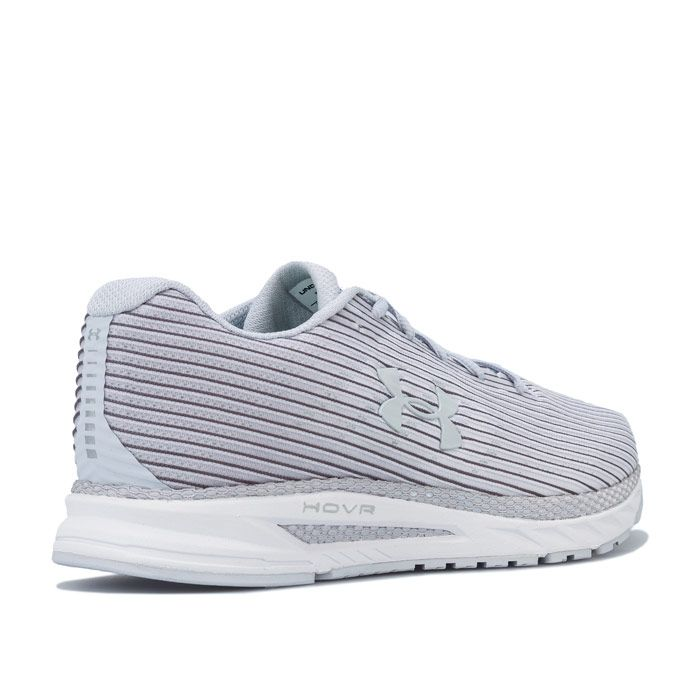 Women's Under Armour UA Hovr Velociti 2 Running Shoes in Grey