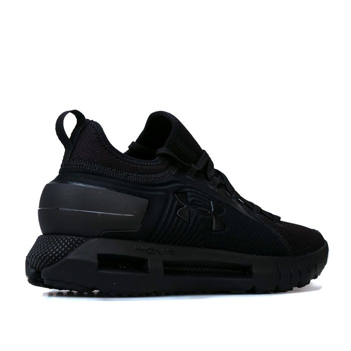 Men's Under Armour HOVR Phantom SE Trainers in Black
