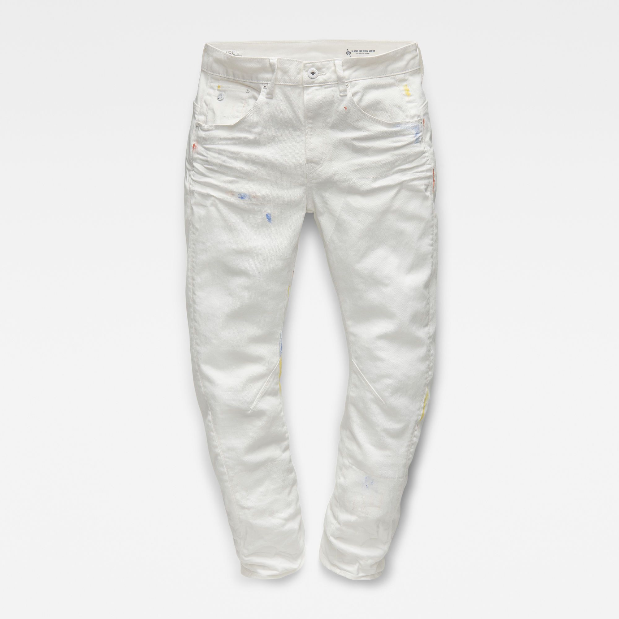 G-Star RAW Arc 3D Mid Waist Boyfriend 7/8 Jeans
