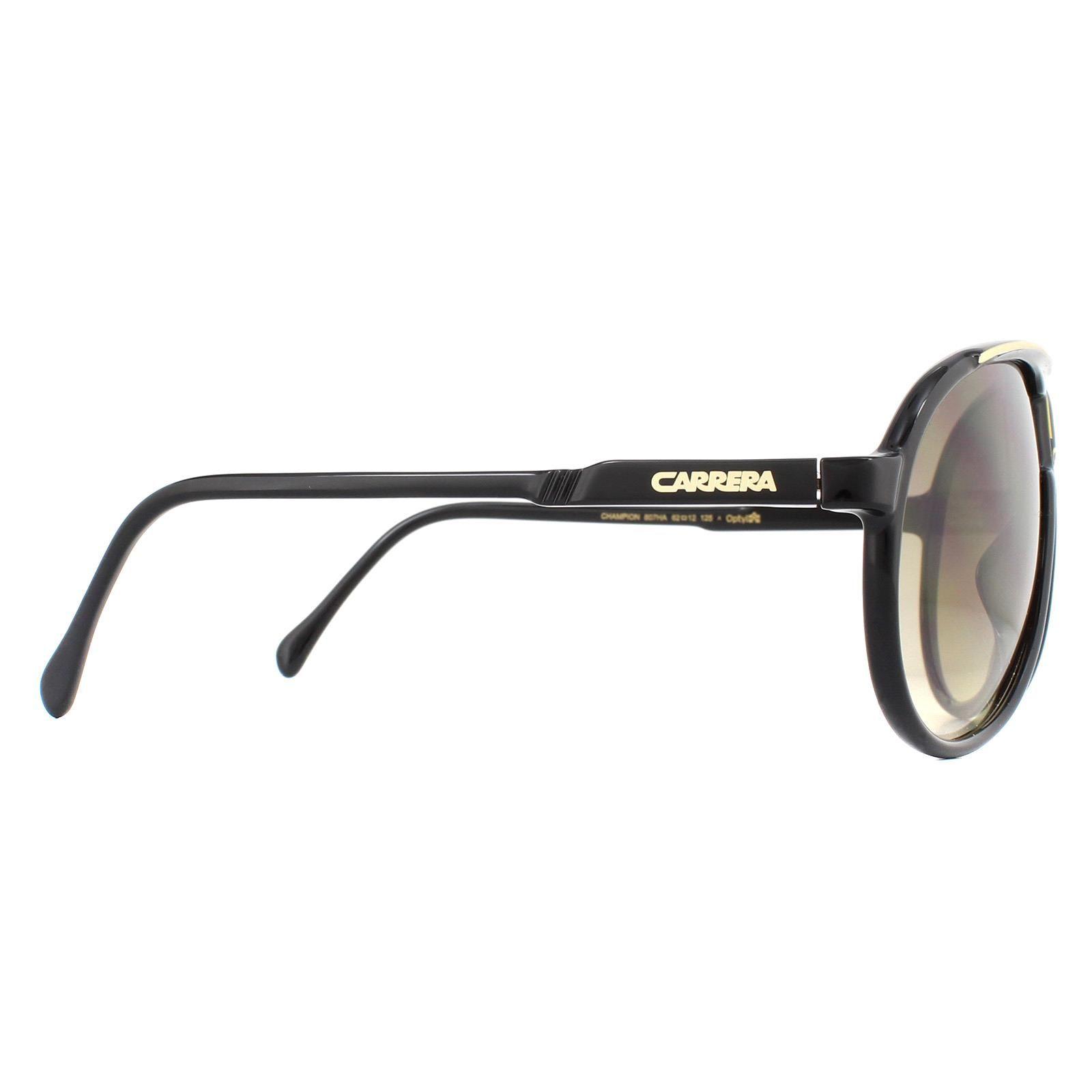 Carrera Sunglasses Carrera 1030/S 807 HA Black Brown Gradient
