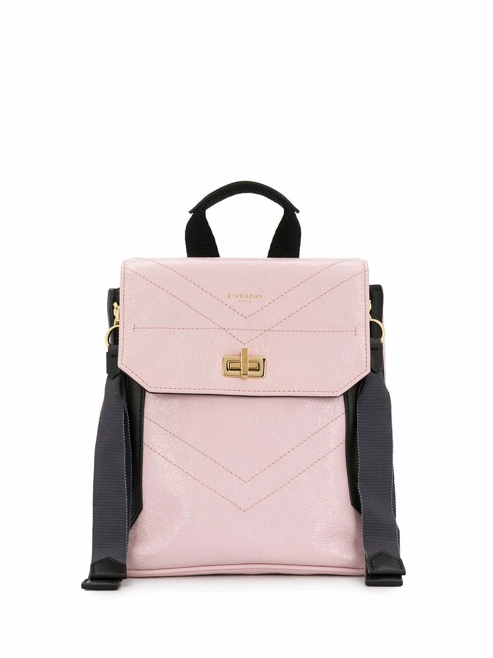 GIVENCHY WOMEN'S BB50BRB0S5650 PINK LEATHER BACKPACK