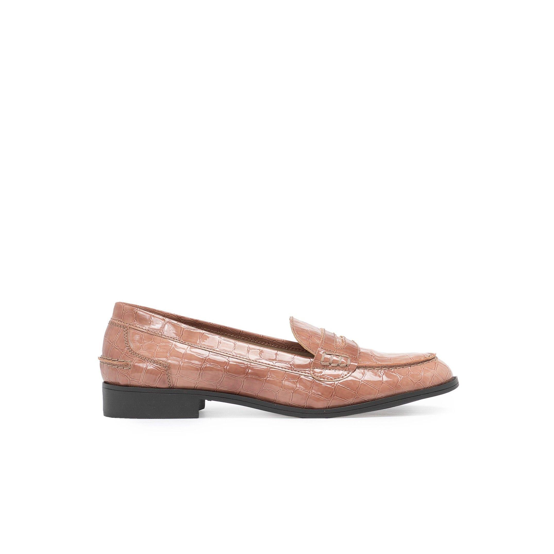Women's Loafers in Nude