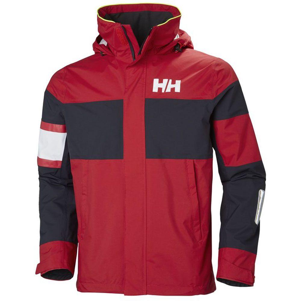 Helly Hansen Mens Salt Light Windproof Breathable Waterproof Jacket