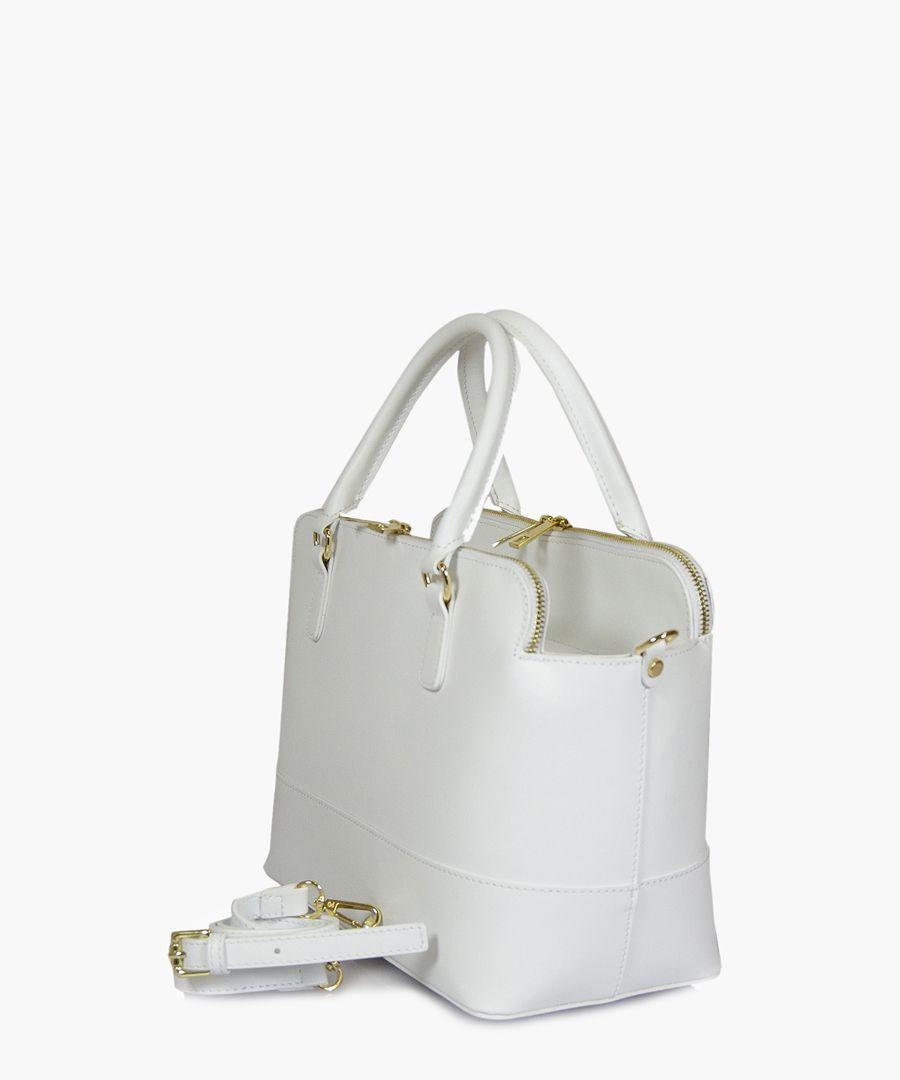 Giancarlo Bassi Bags WHITE