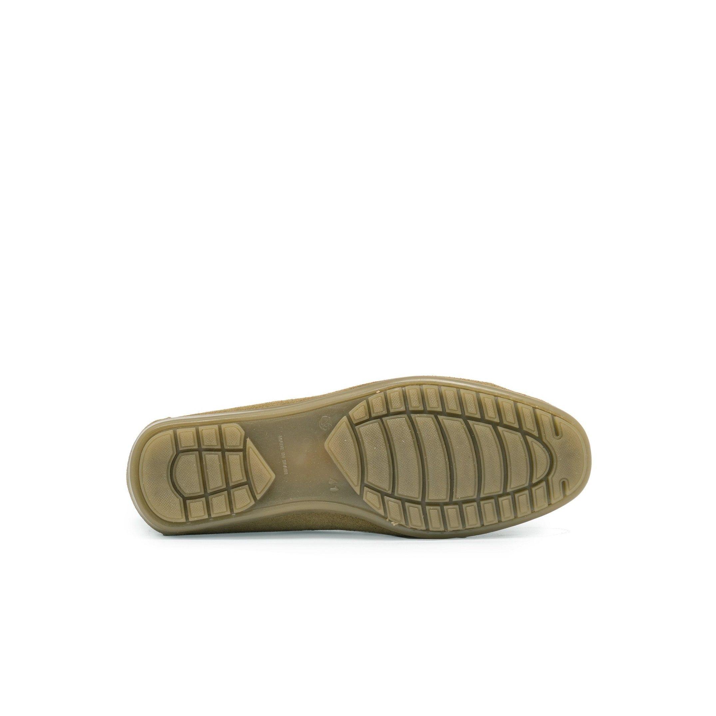 Split Leather Loafers for Men