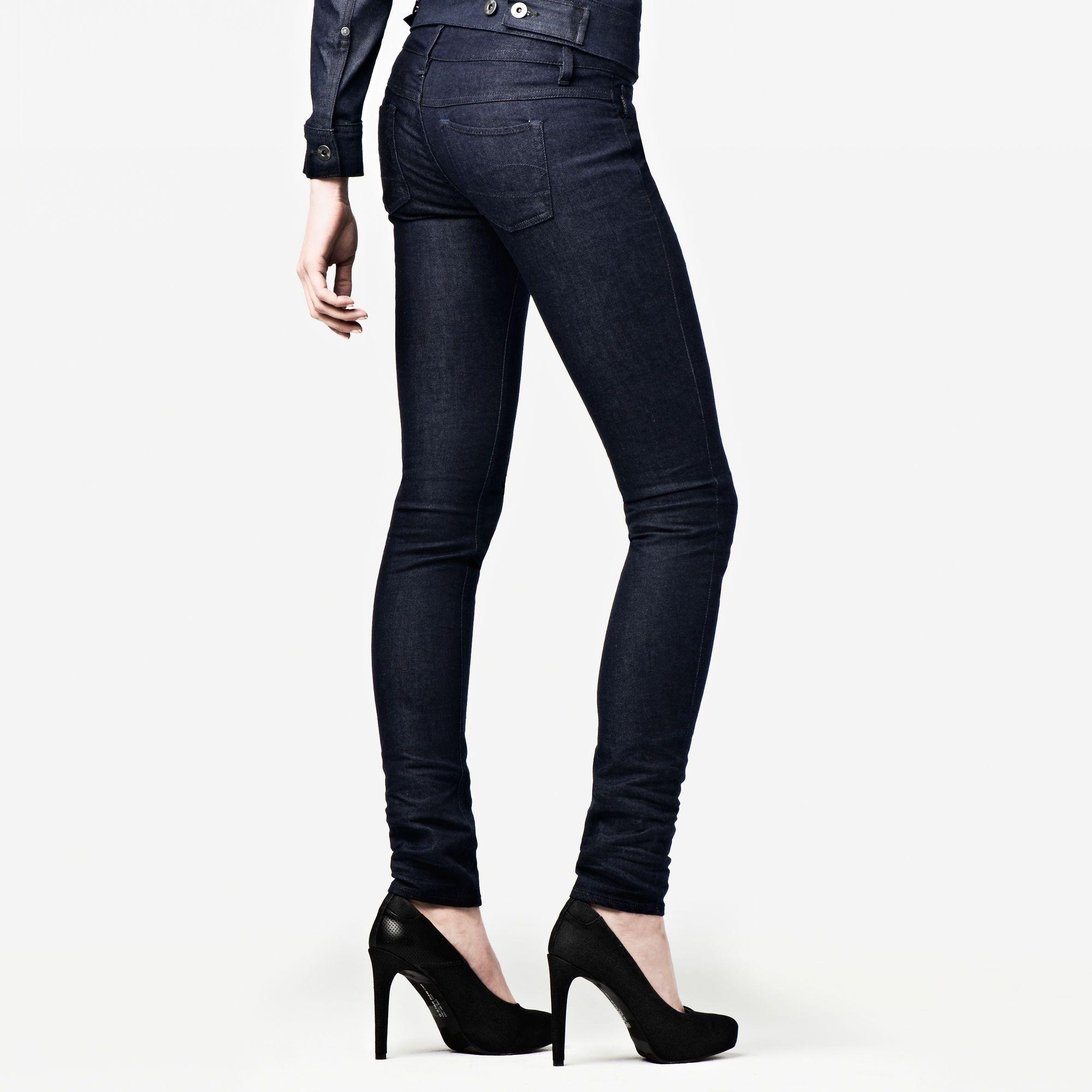 G-Star RAW Dexter Slinky Super Skinny Jeans
