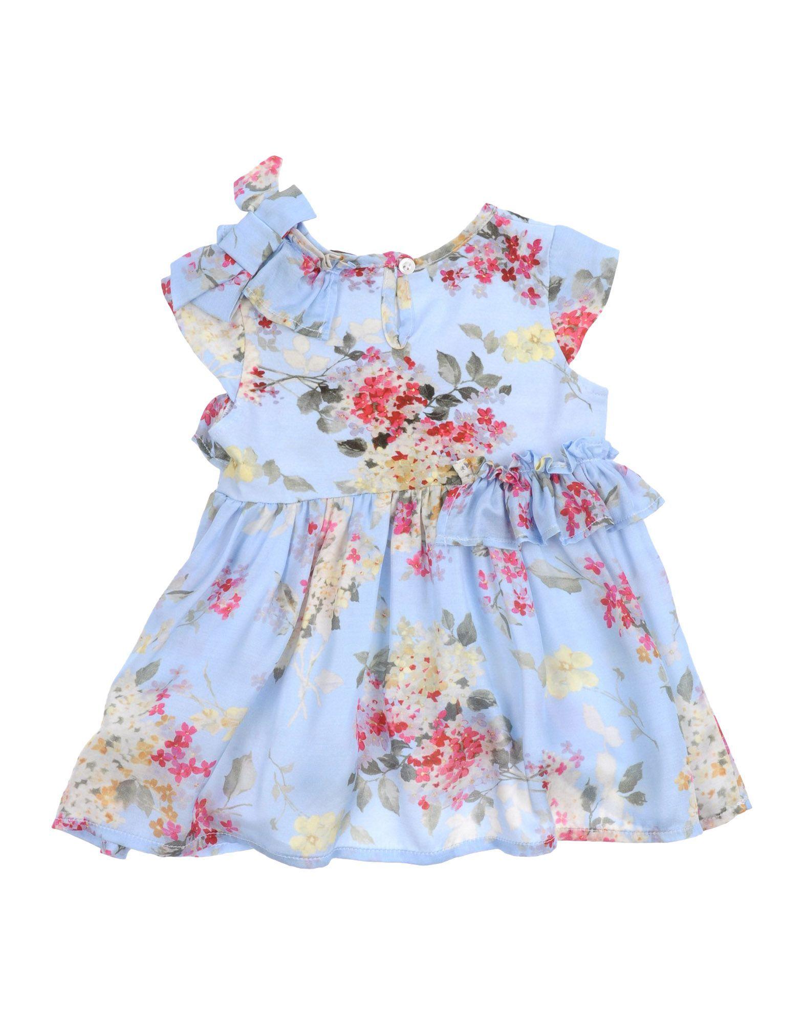 BODYSUITS & SETS Miss Blumarine Pastel blue Girl Cotton