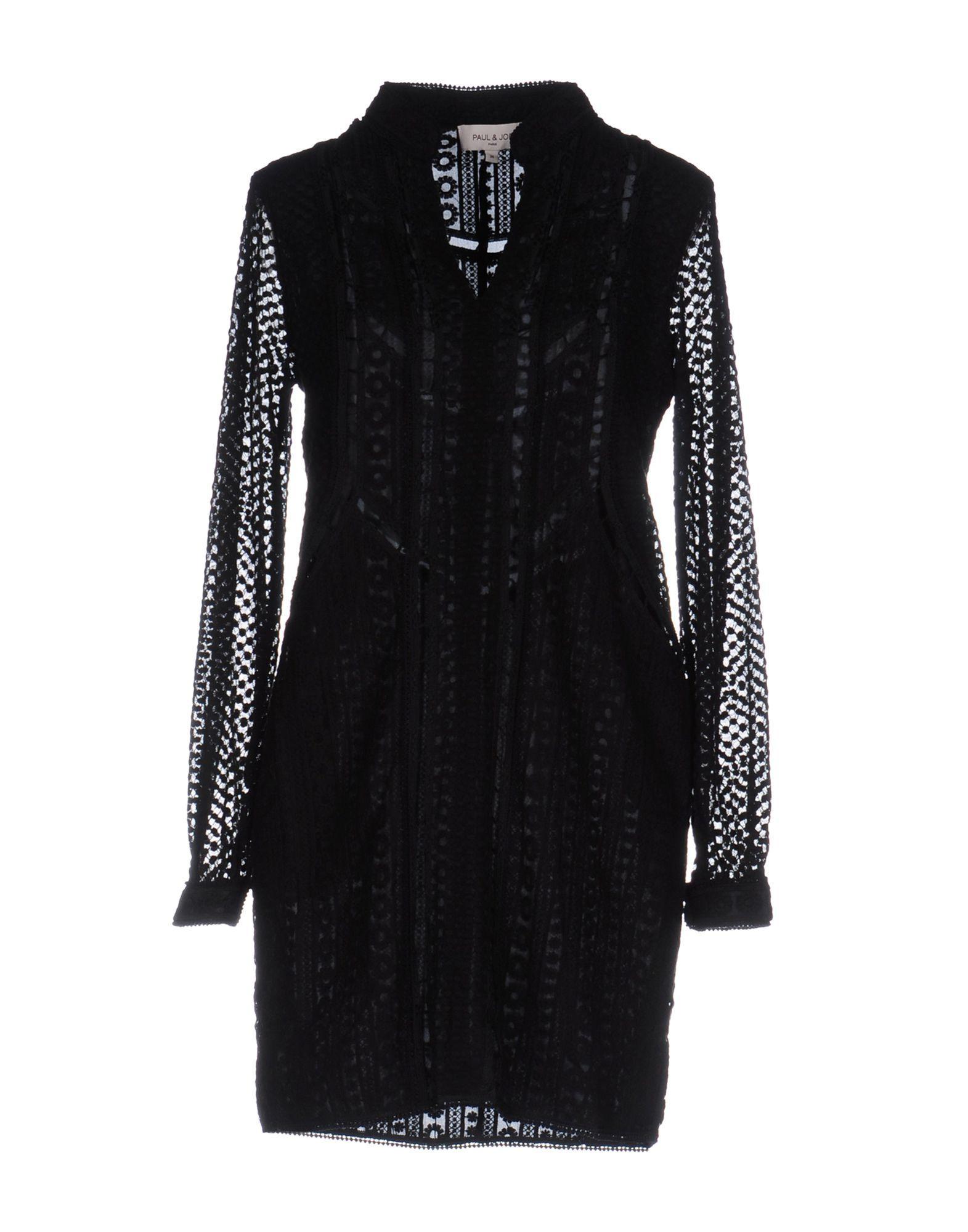 Dress Paul & Joe Black Women's Polyester
