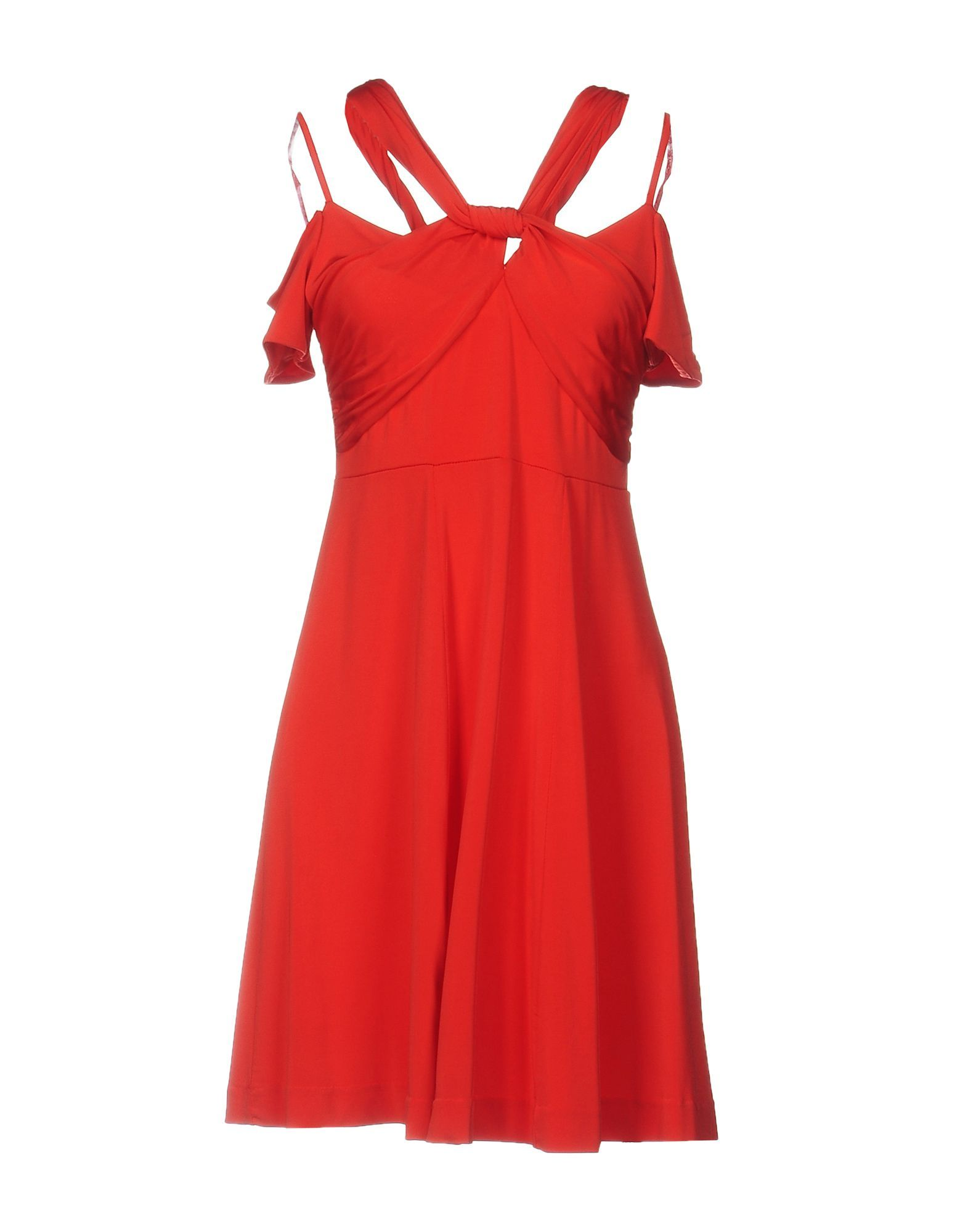 DRESSES Twinset Red Woman Viscose