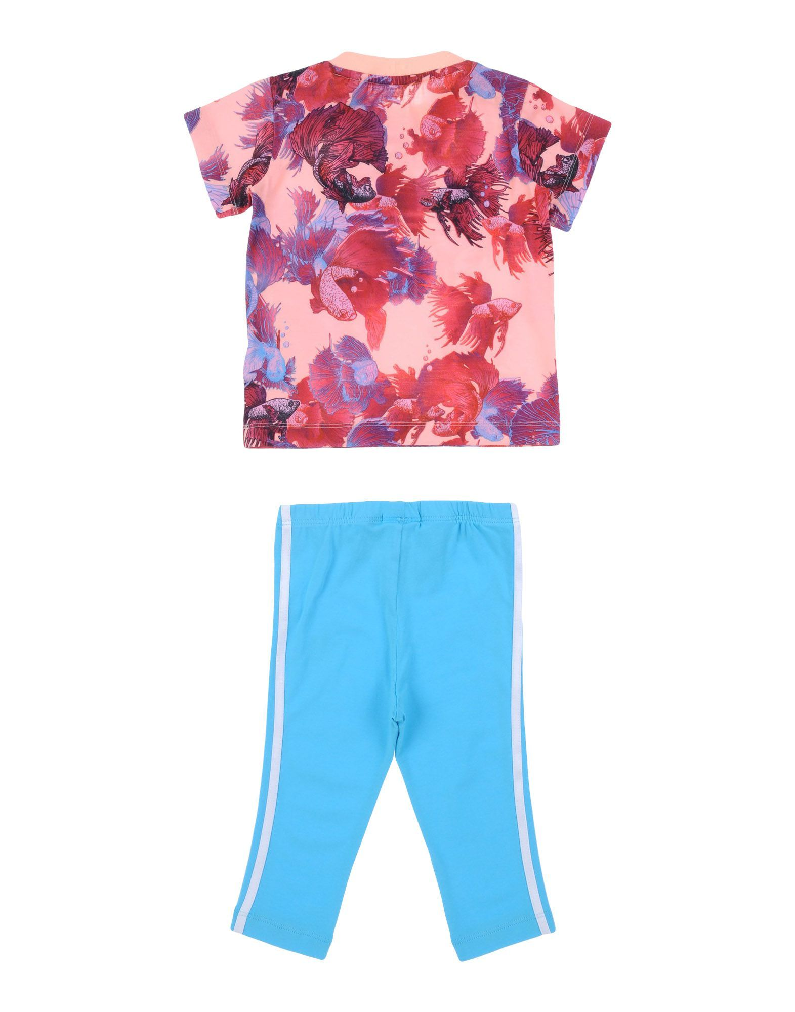 Adidas Originals Pink & Blue Set