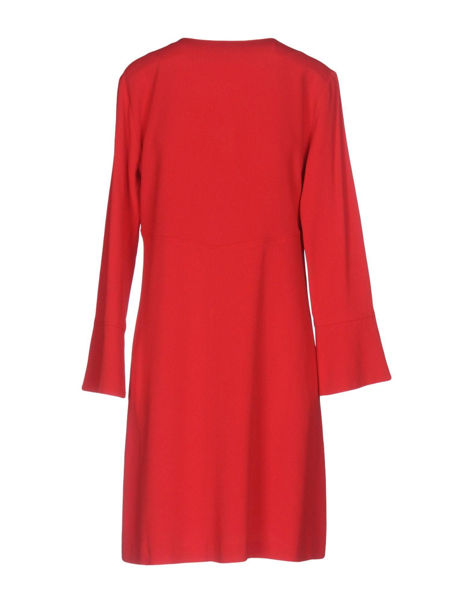 Dress Jucca Red Women's Acetate