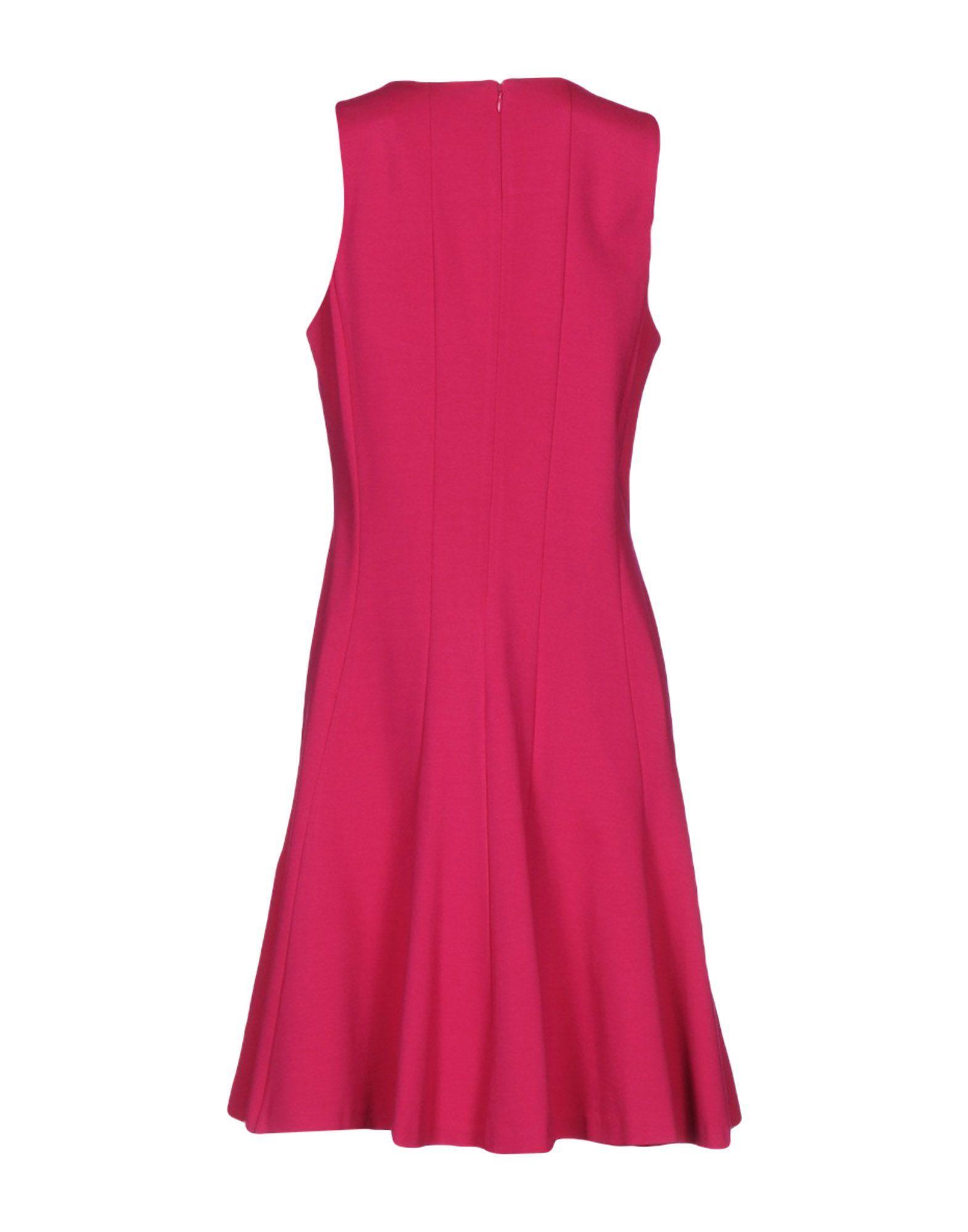 DRESSES Michael Michael Kors Fuchsia Woman Viscose
