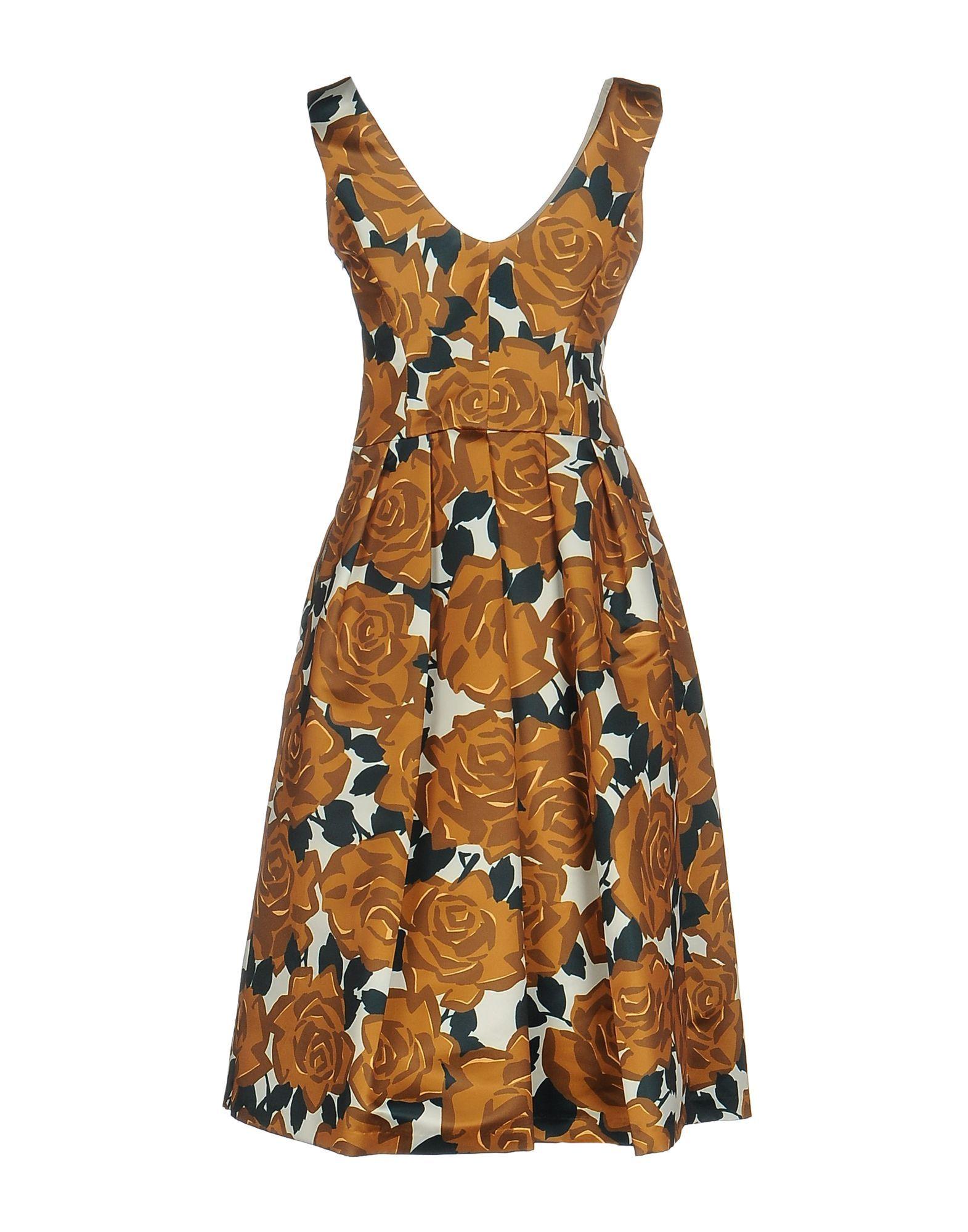 Dress Eggs Camel Women's Polyester