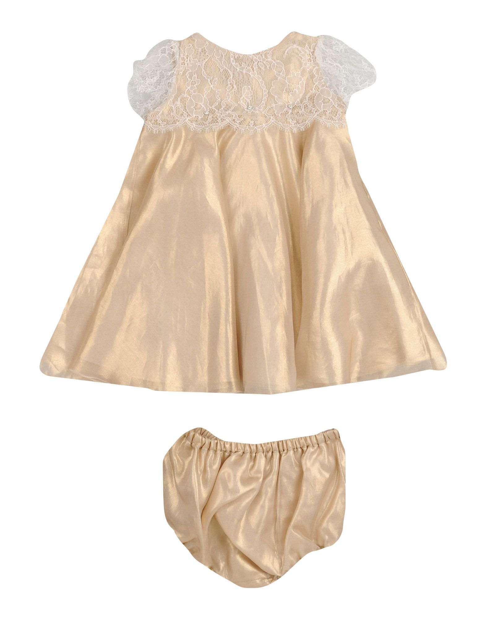 BODYSUITS & SETS La Stupenderia Beige Girl Silk