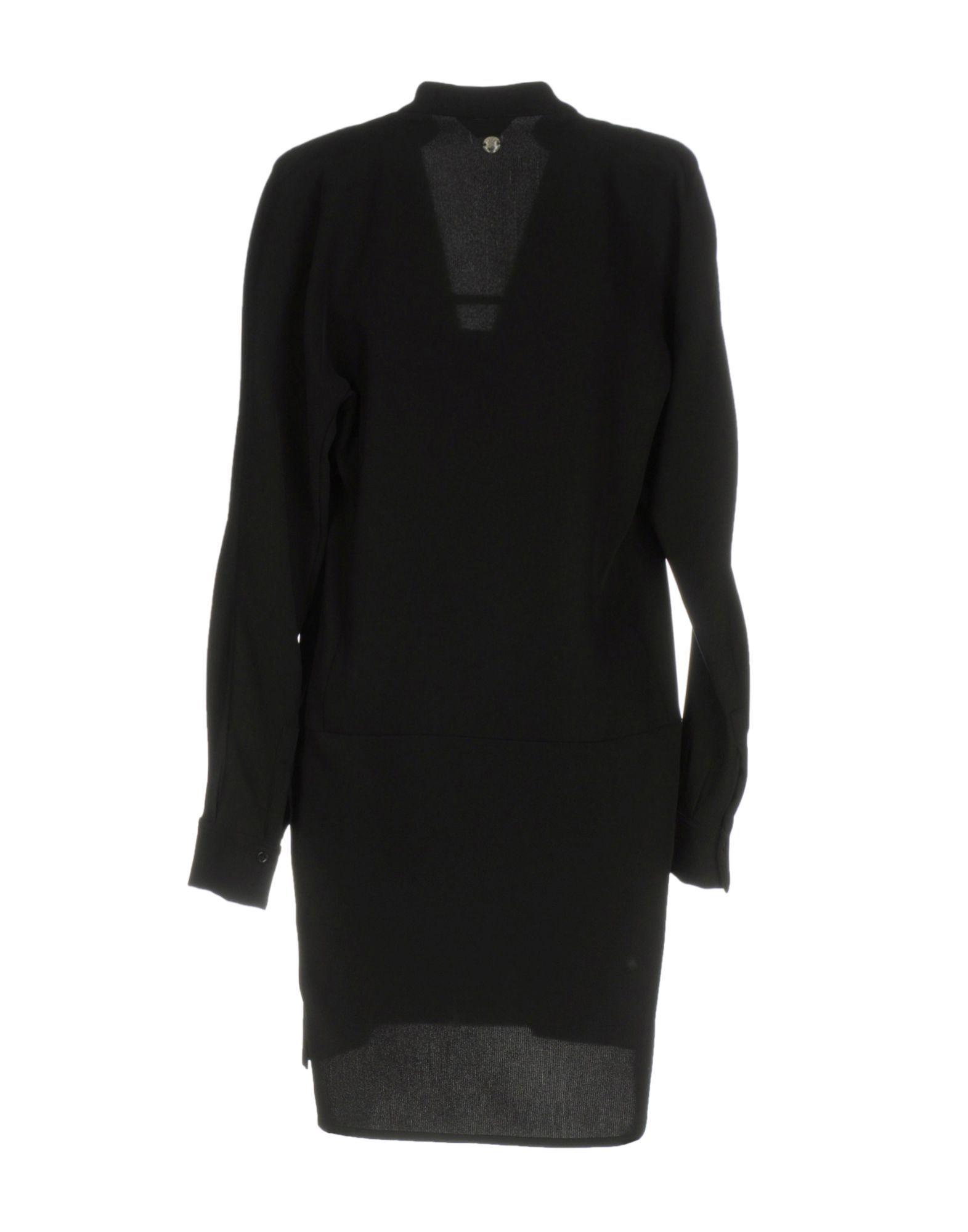 Liu Jo Black Long Sleeve Dress
