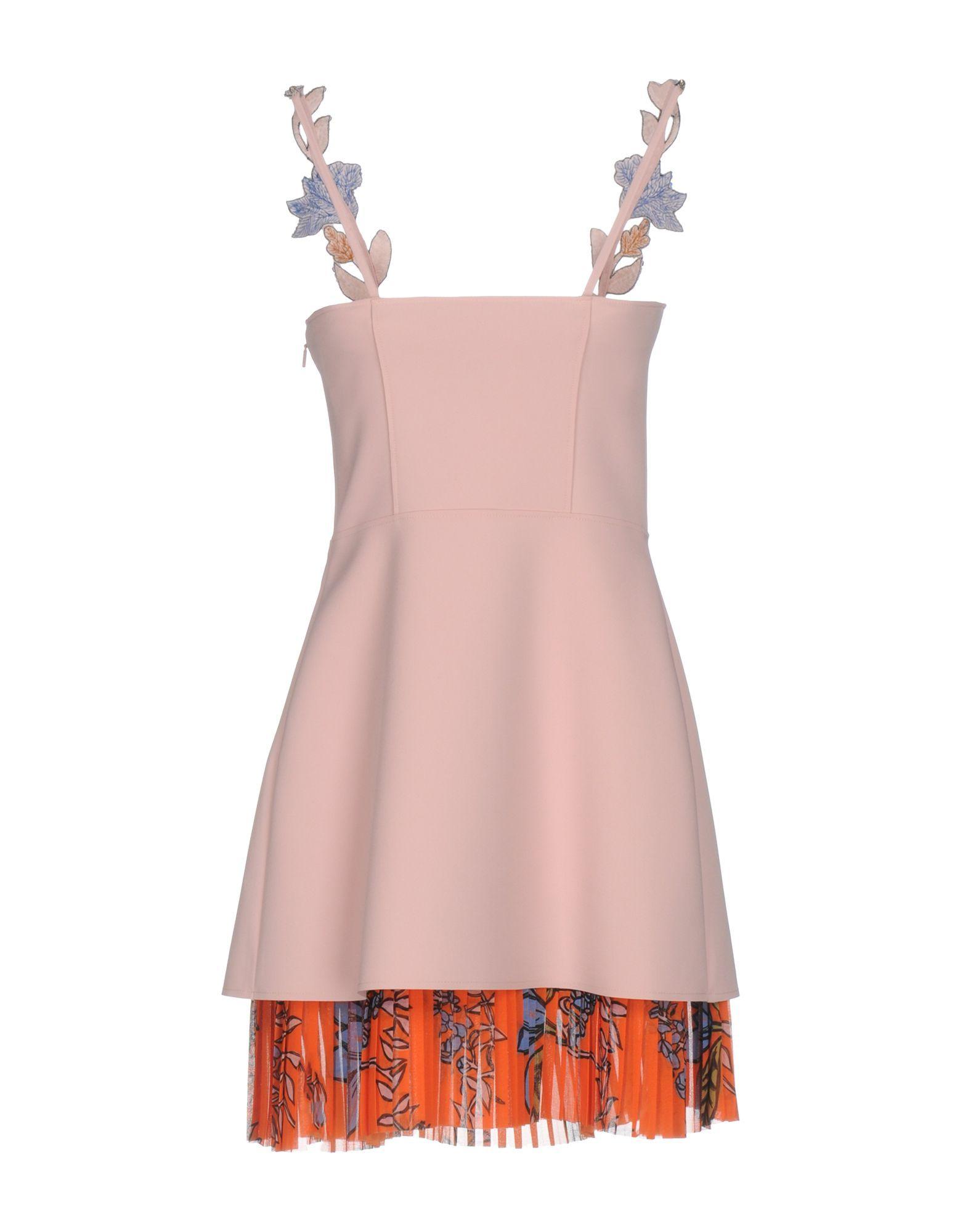Pinko Pink Camisole Dress