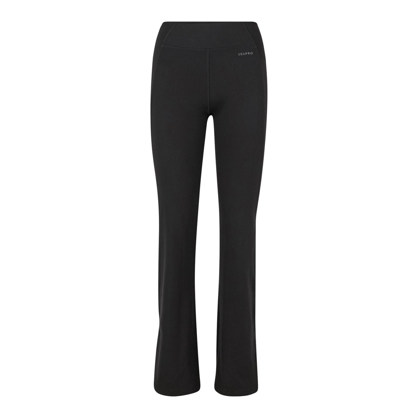 USA Pro Womens Ladies All Purpose Training Pants Trousers Bottoms Sports