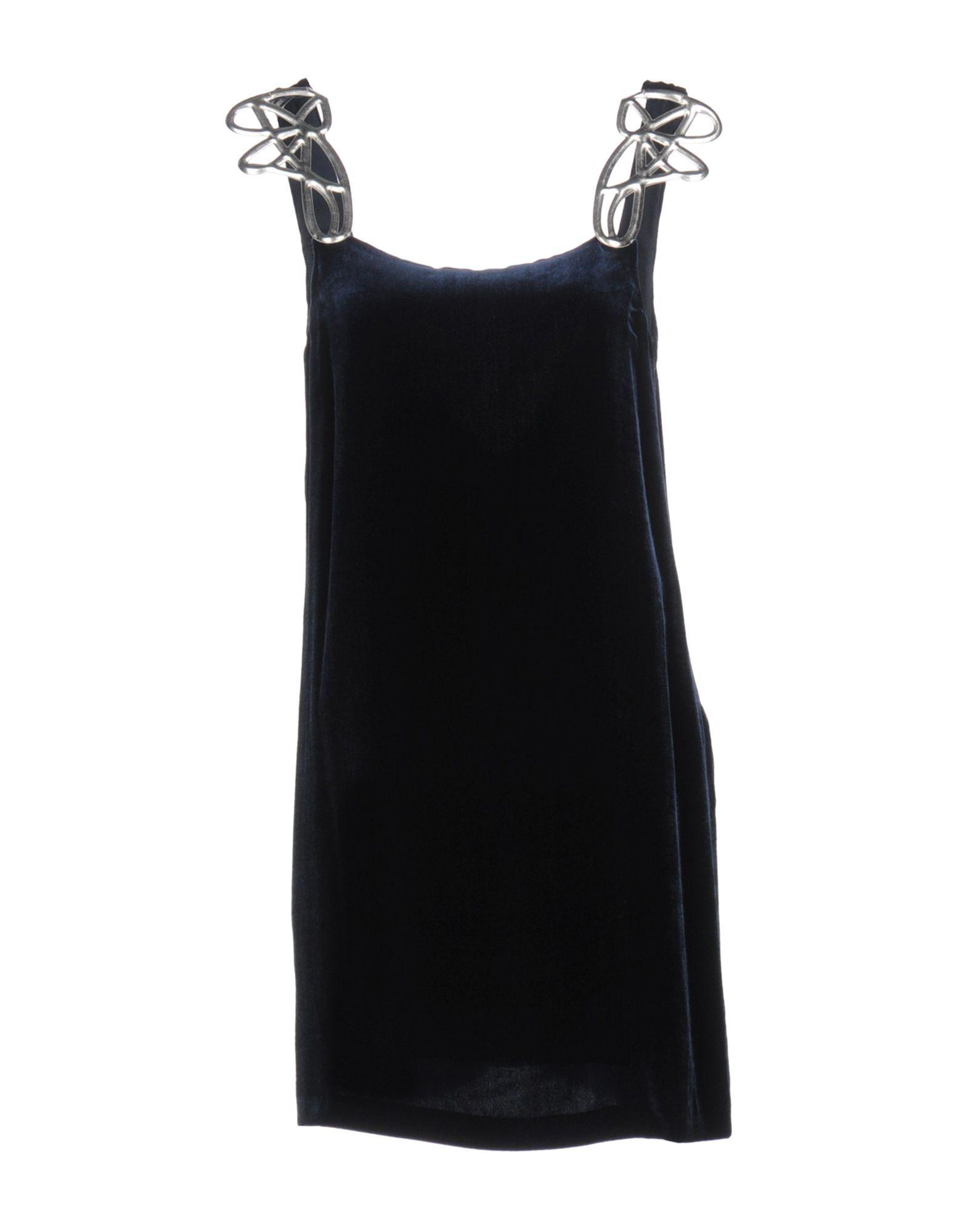 Pinko Dark Blue Camisole Dress