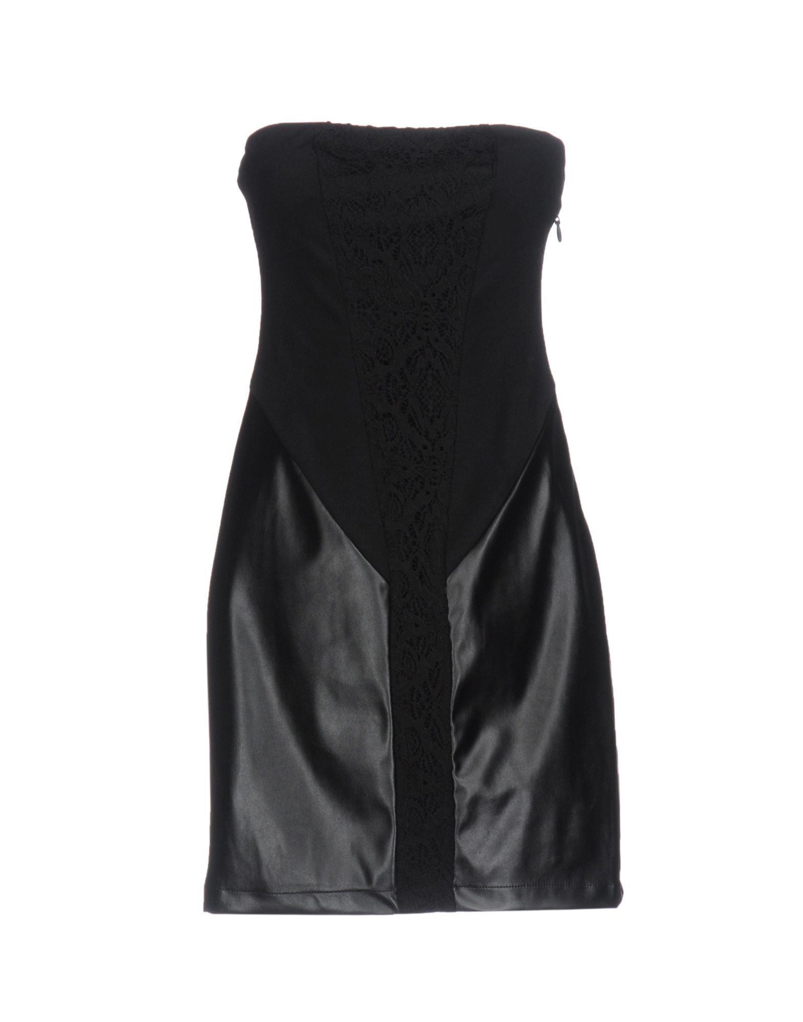 DRESSES Pianurastudio Black Woman Polyester