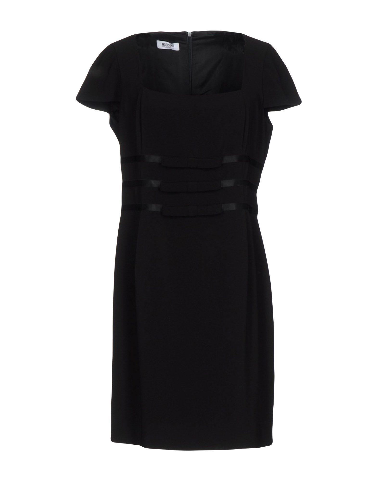 DRESSES Moschino Cheap And Chic Black Woman Polyester