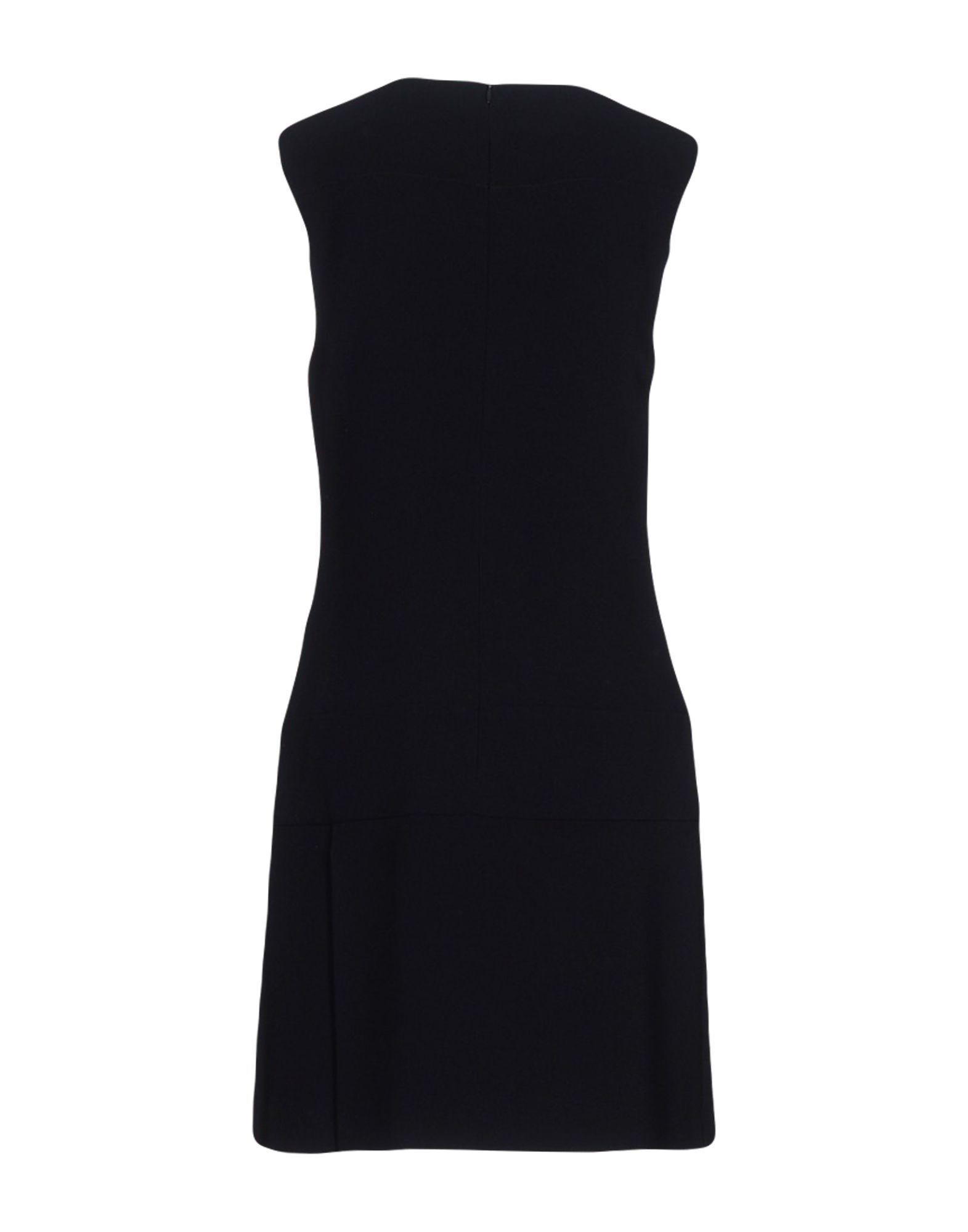 DRESSES Joseph Dark blue Woman Acetate