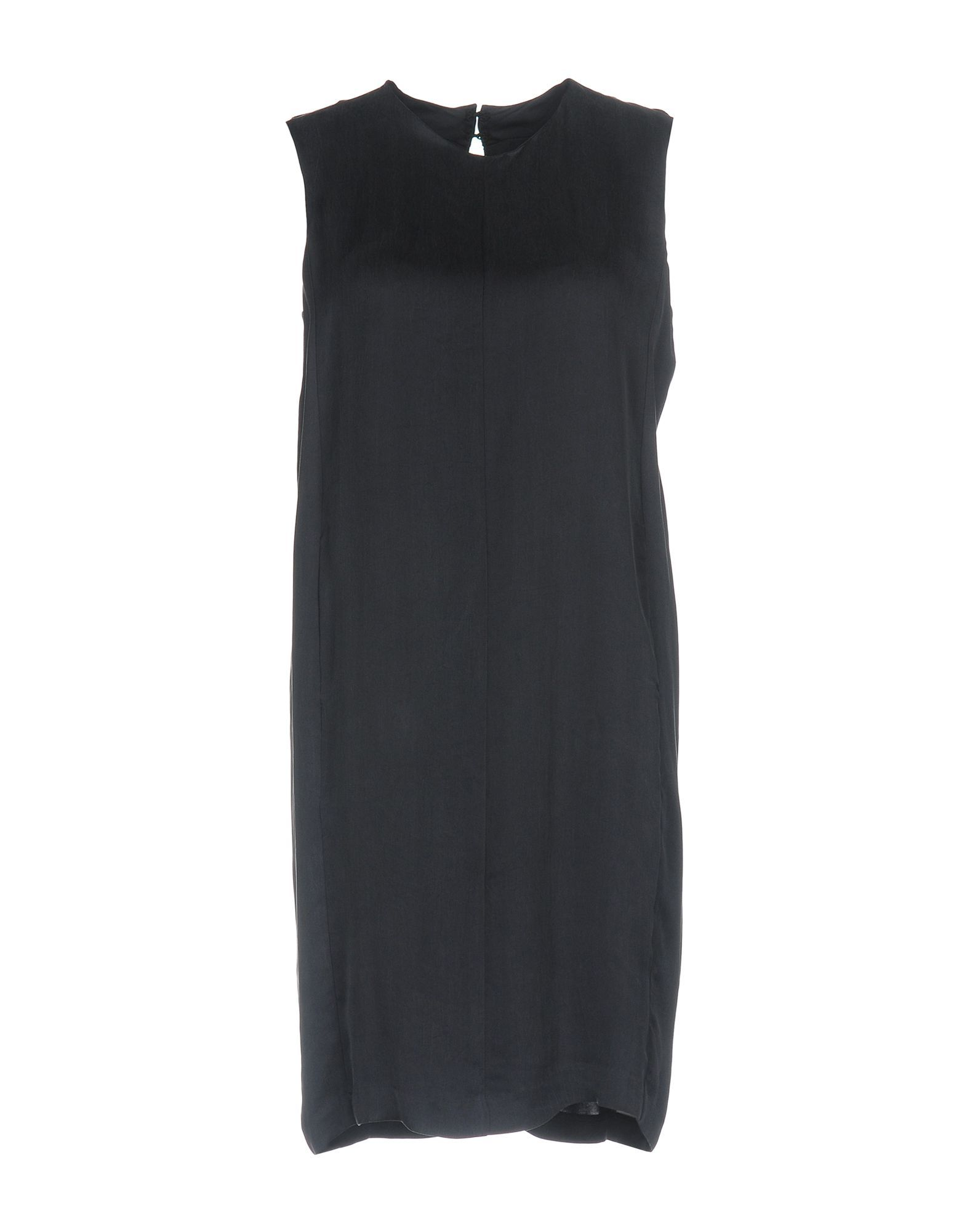 DRESSES Brian Dales Dark blue Woman Cotton