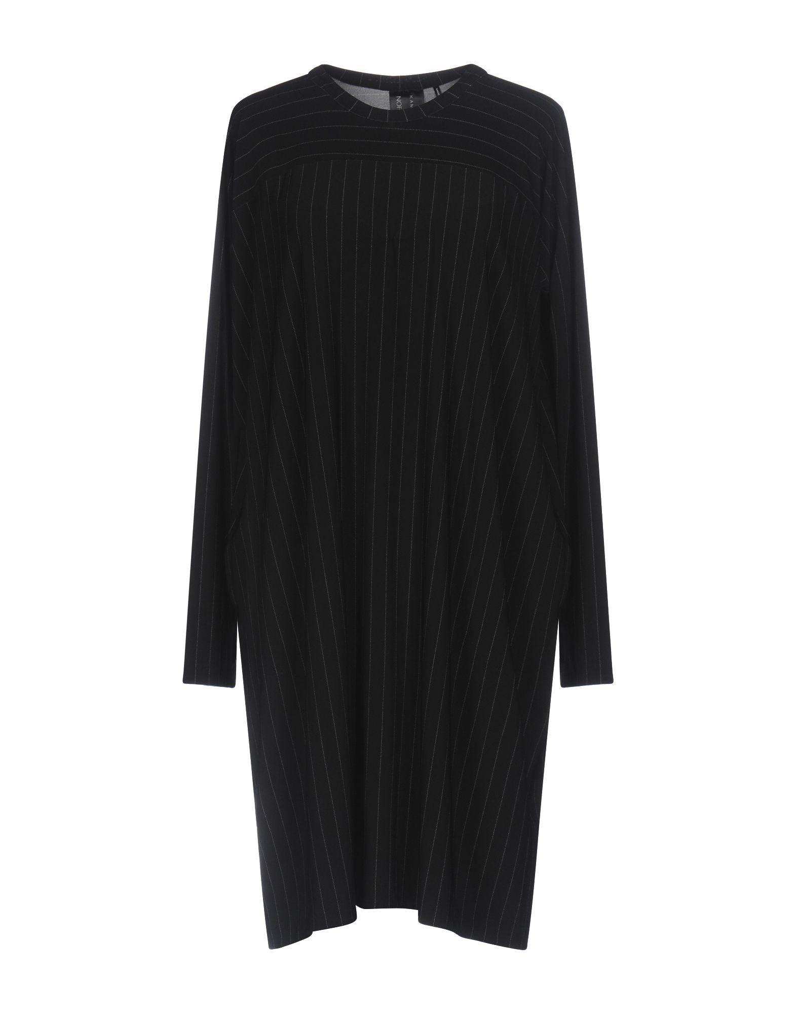DRESSES Kamalikulture By Norma Kamali Black Woman Polyester
