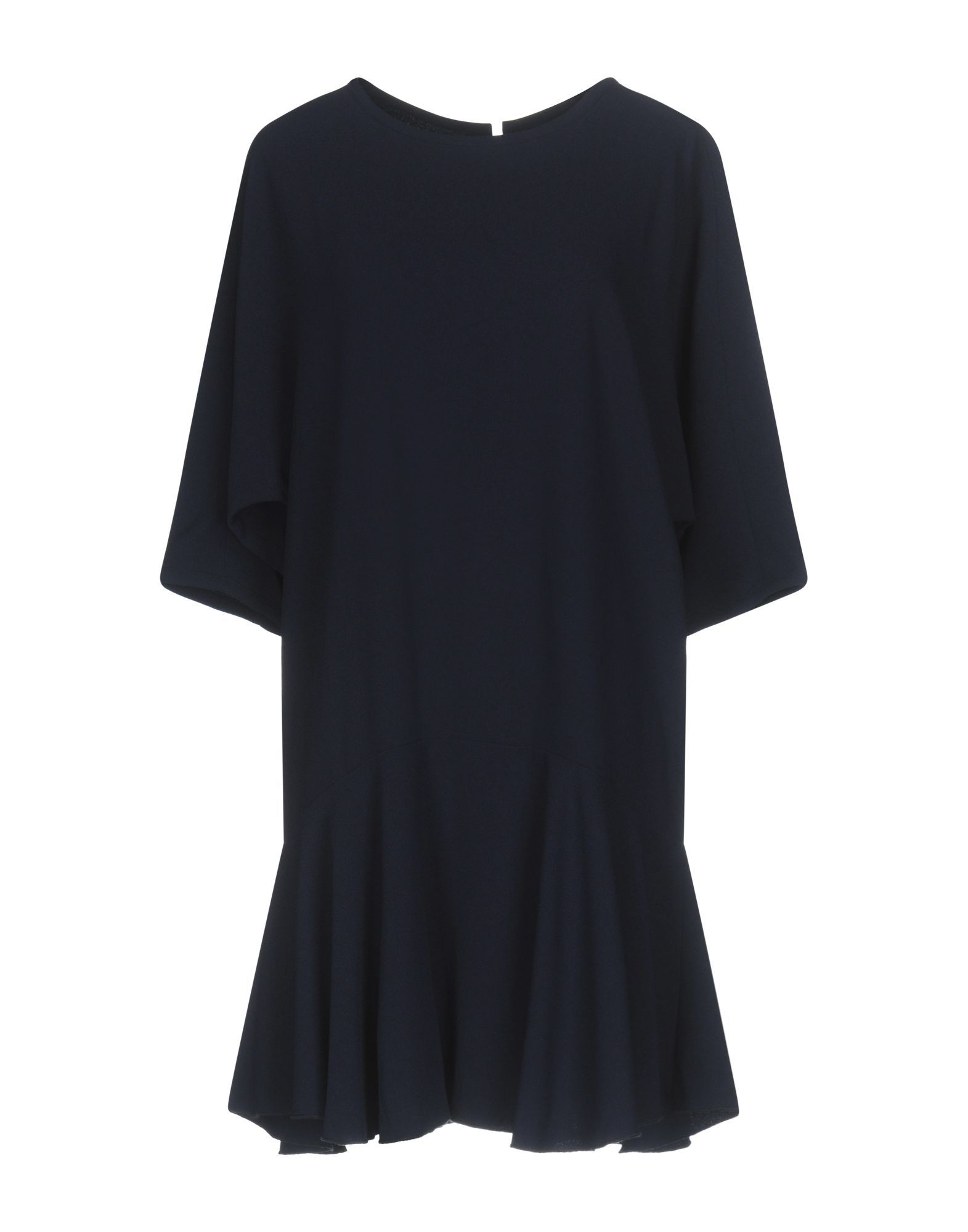 DRESSES Tara Jarmon Dark blue Woman Acetate