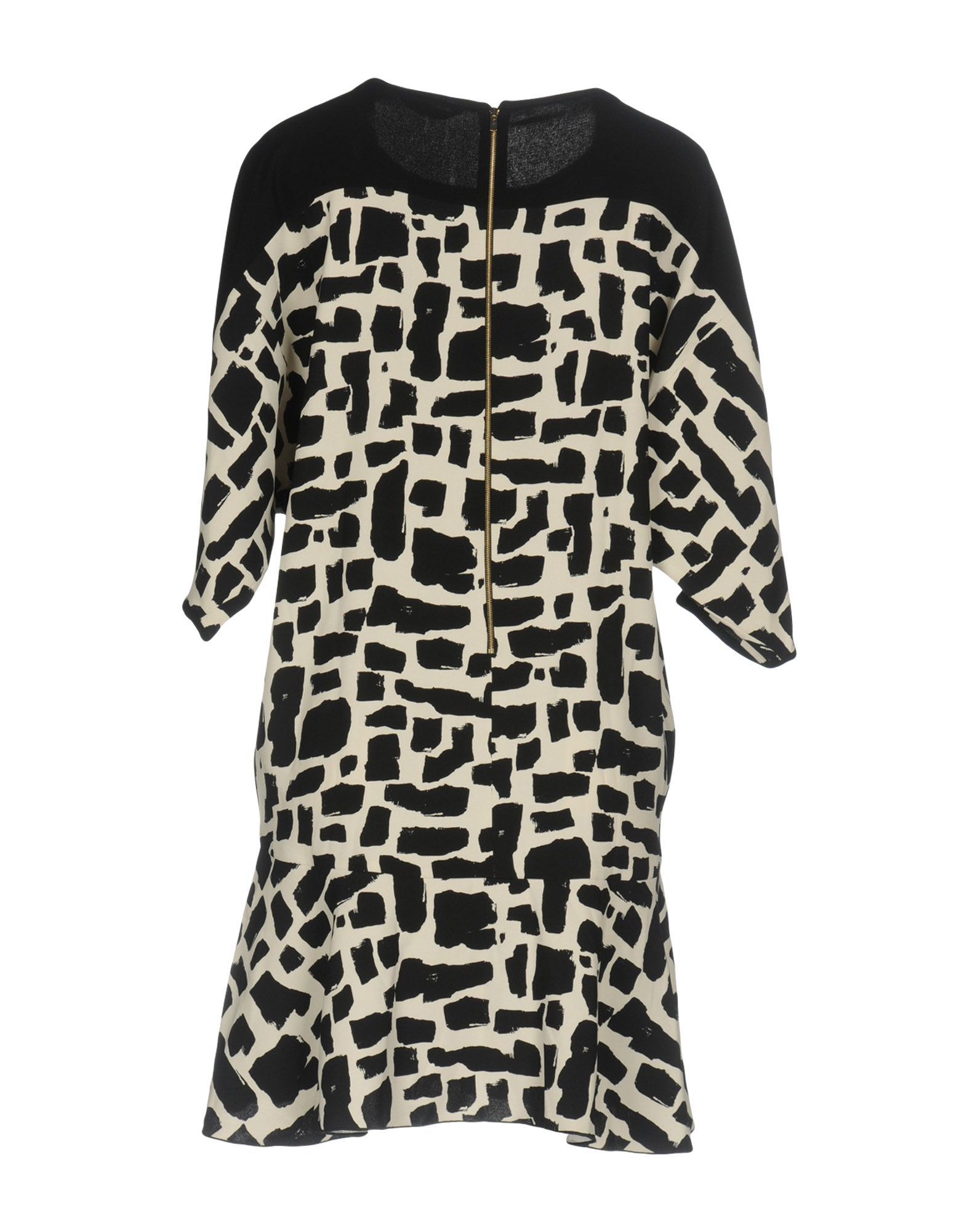 DRESSES Tara Jarmon Black Woman Polyester