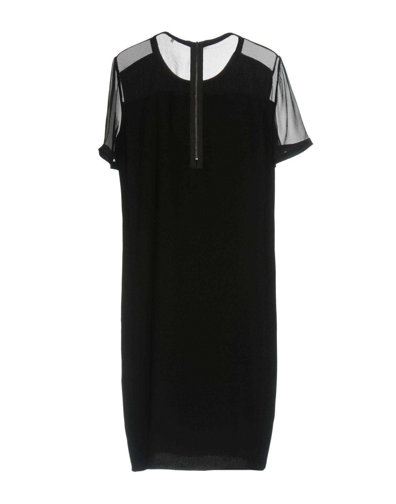 DRESSES Elie Tahari Black Woman Triacetate