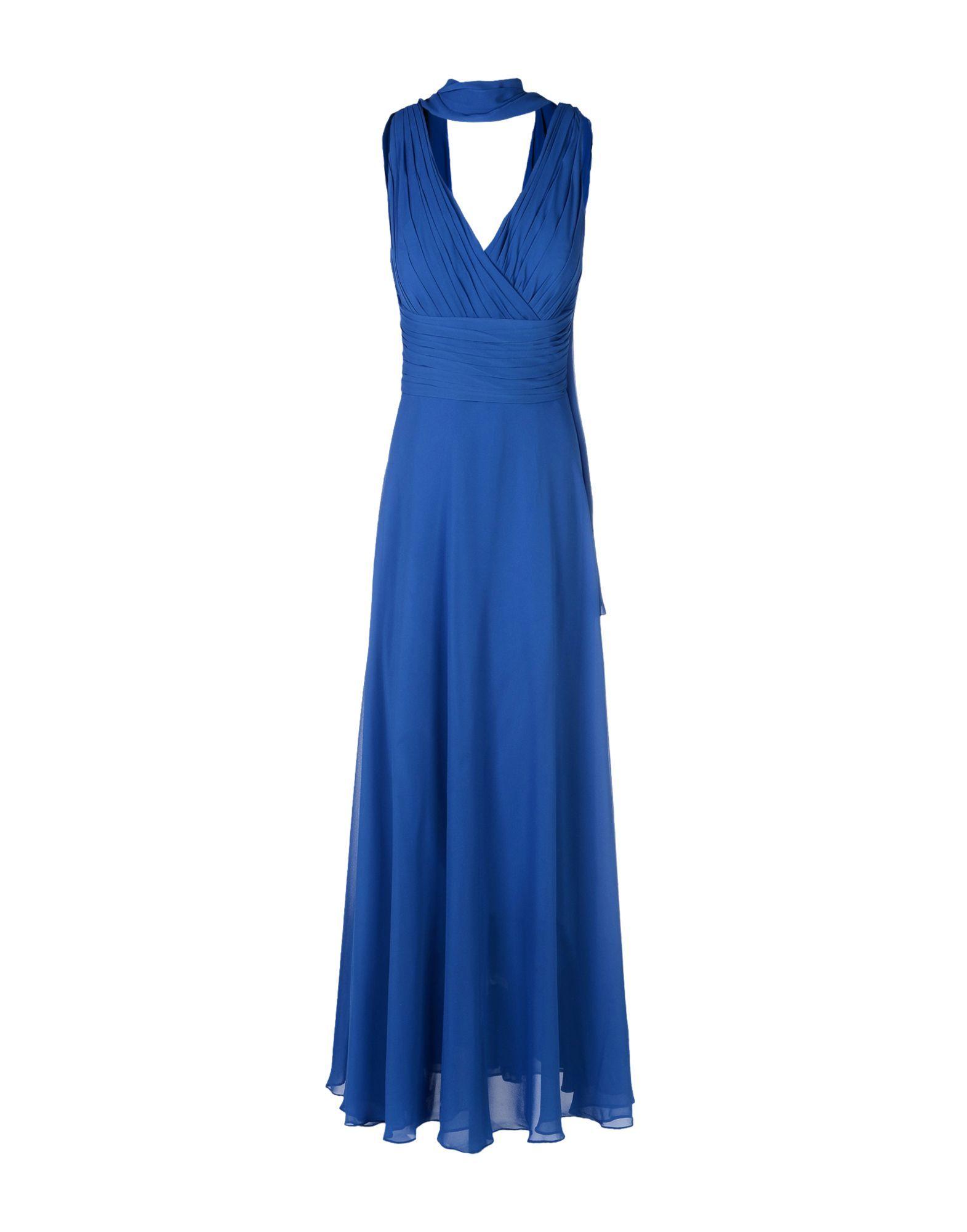 Dress Musani Blue Women's Polyester