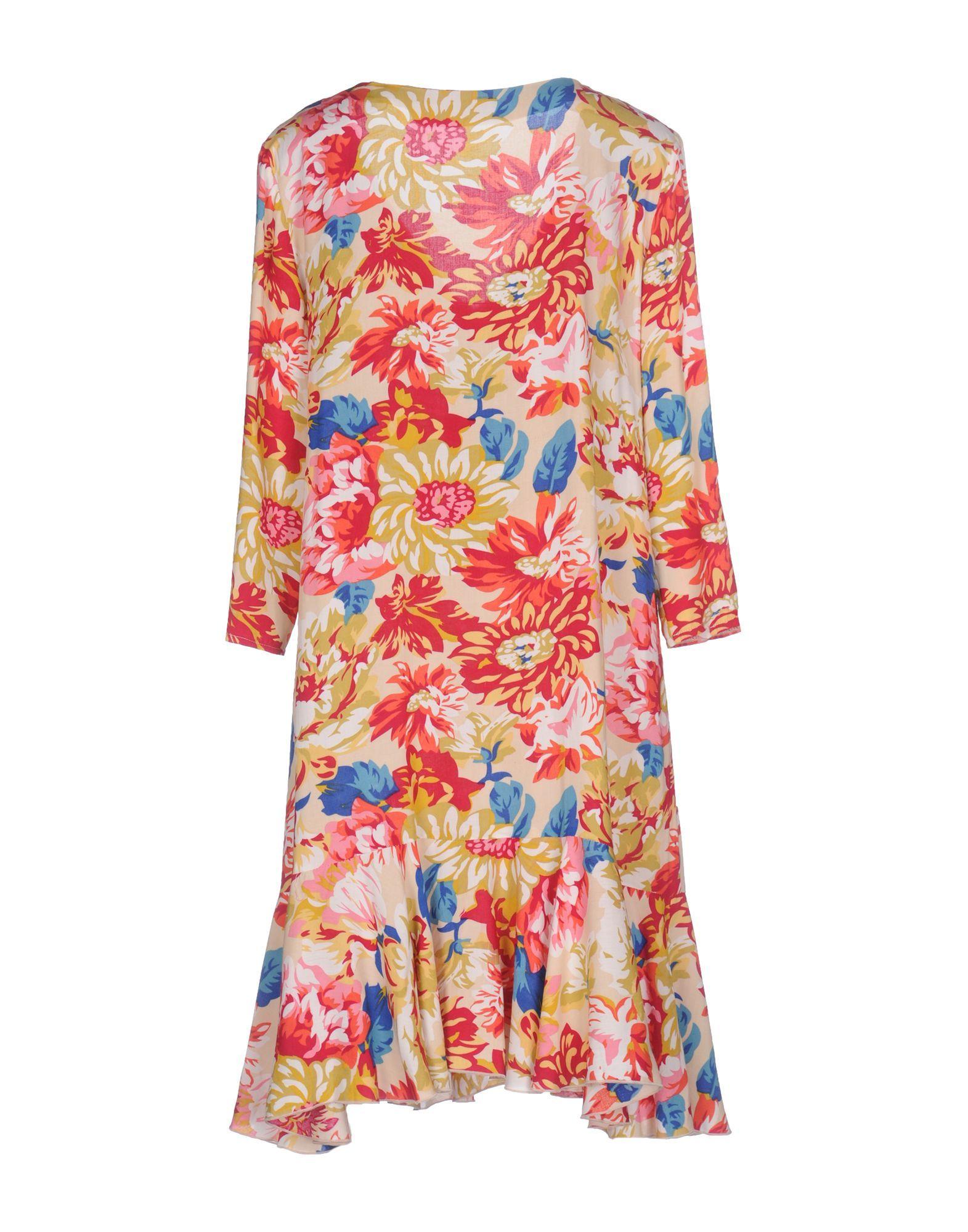 DRESSES M By Maiocci Beige Woman Viscose