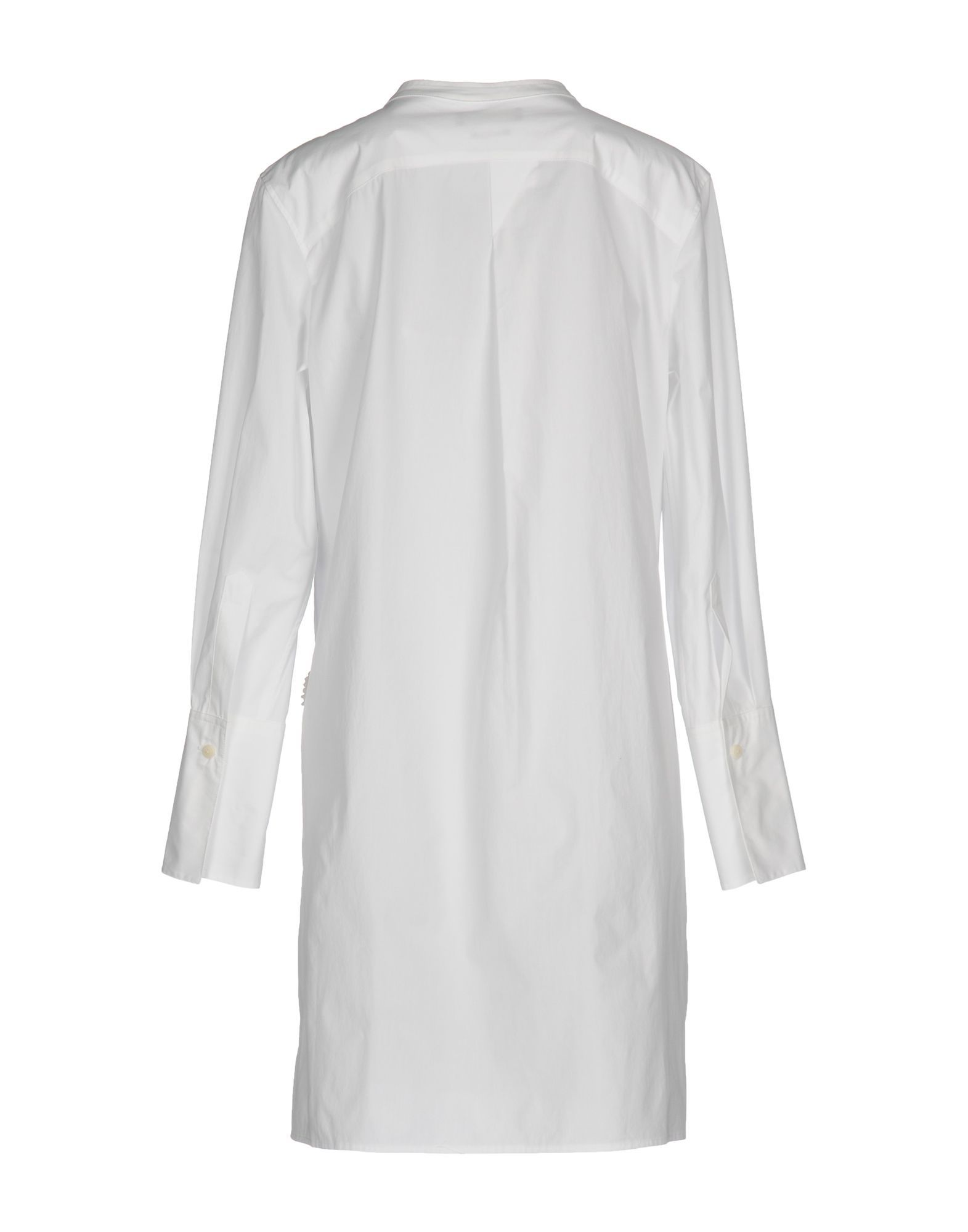 Isabel Marant White Cotton Shirt Dress