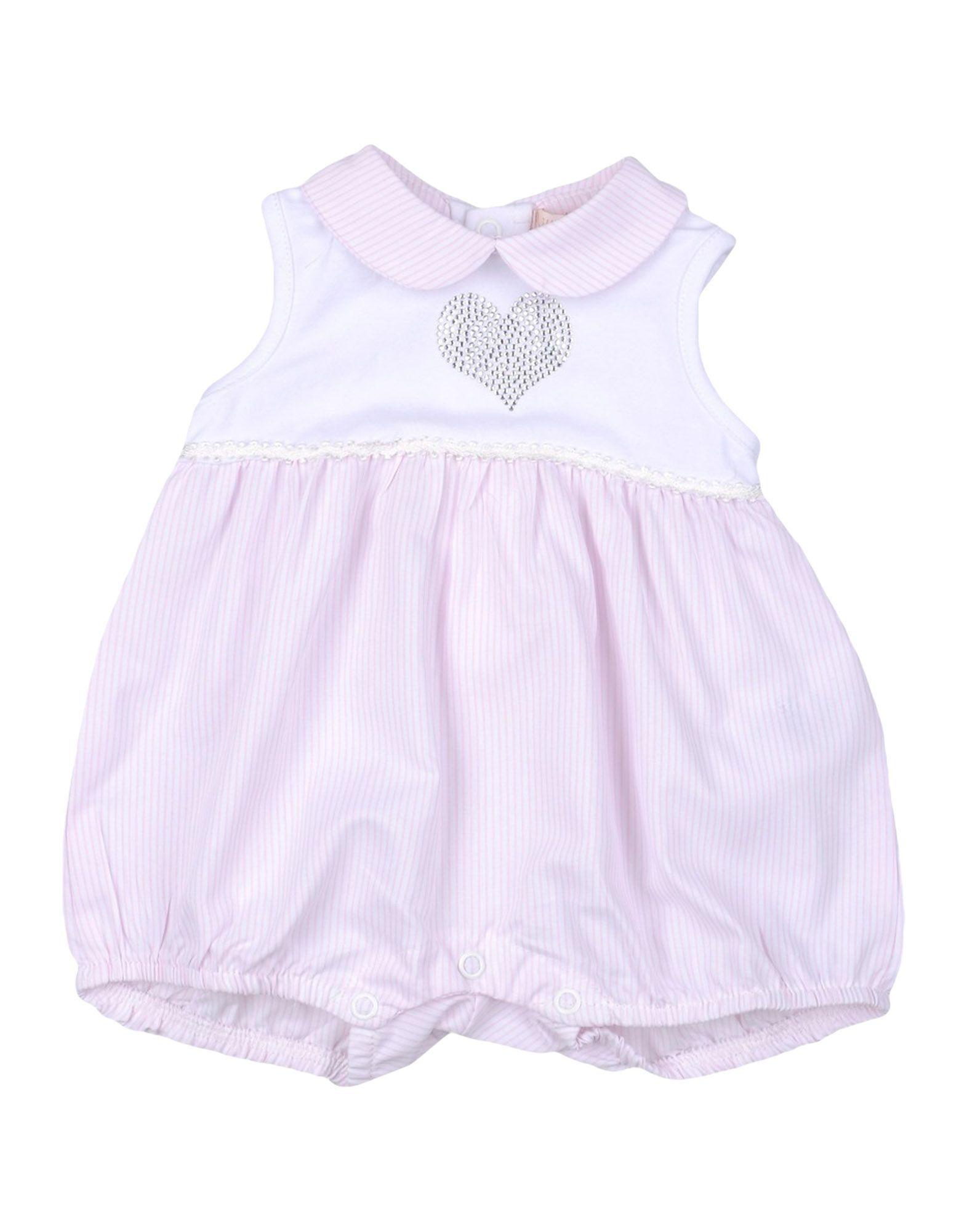 BODYSUITS & SETS Silvian Heach Light pink Girl Cotton