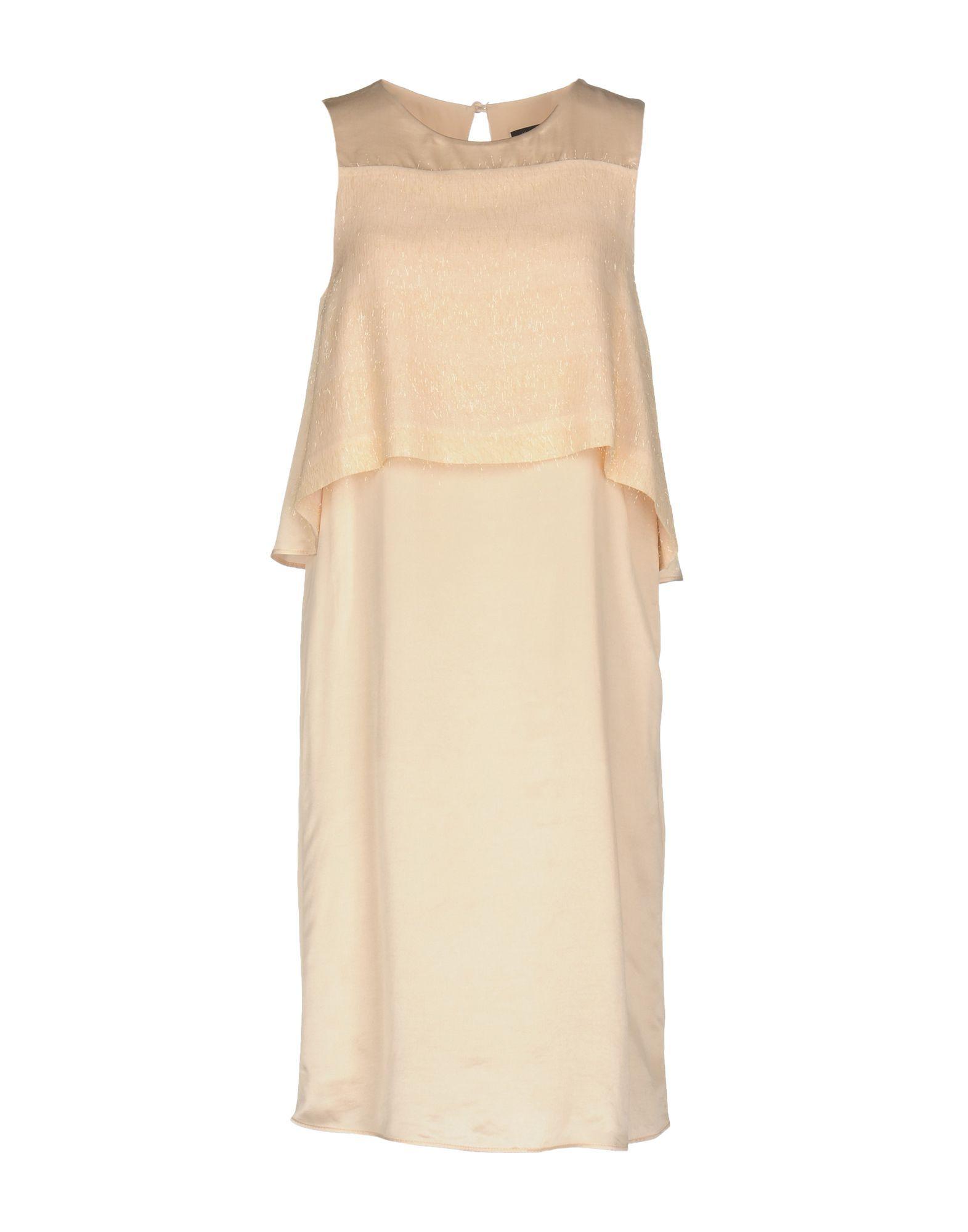 Dress Katia Giannini Black Women's Cotton
