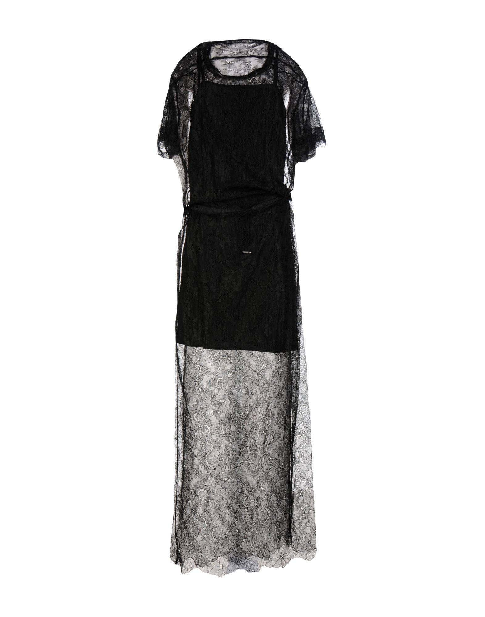 DRESSES Maison Margiela Black Woman Viscose