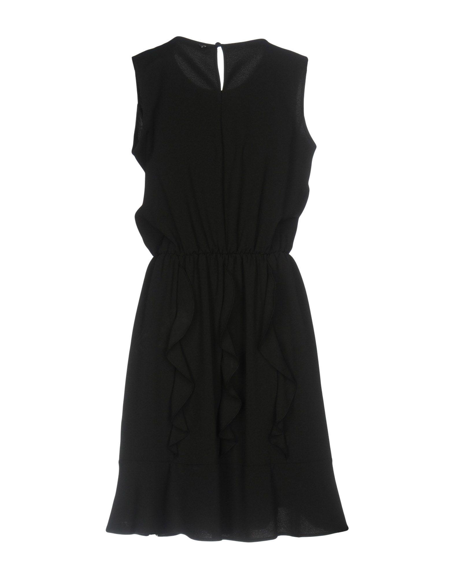 DRESSES Blugirl Blumarine Black Woman Polyester