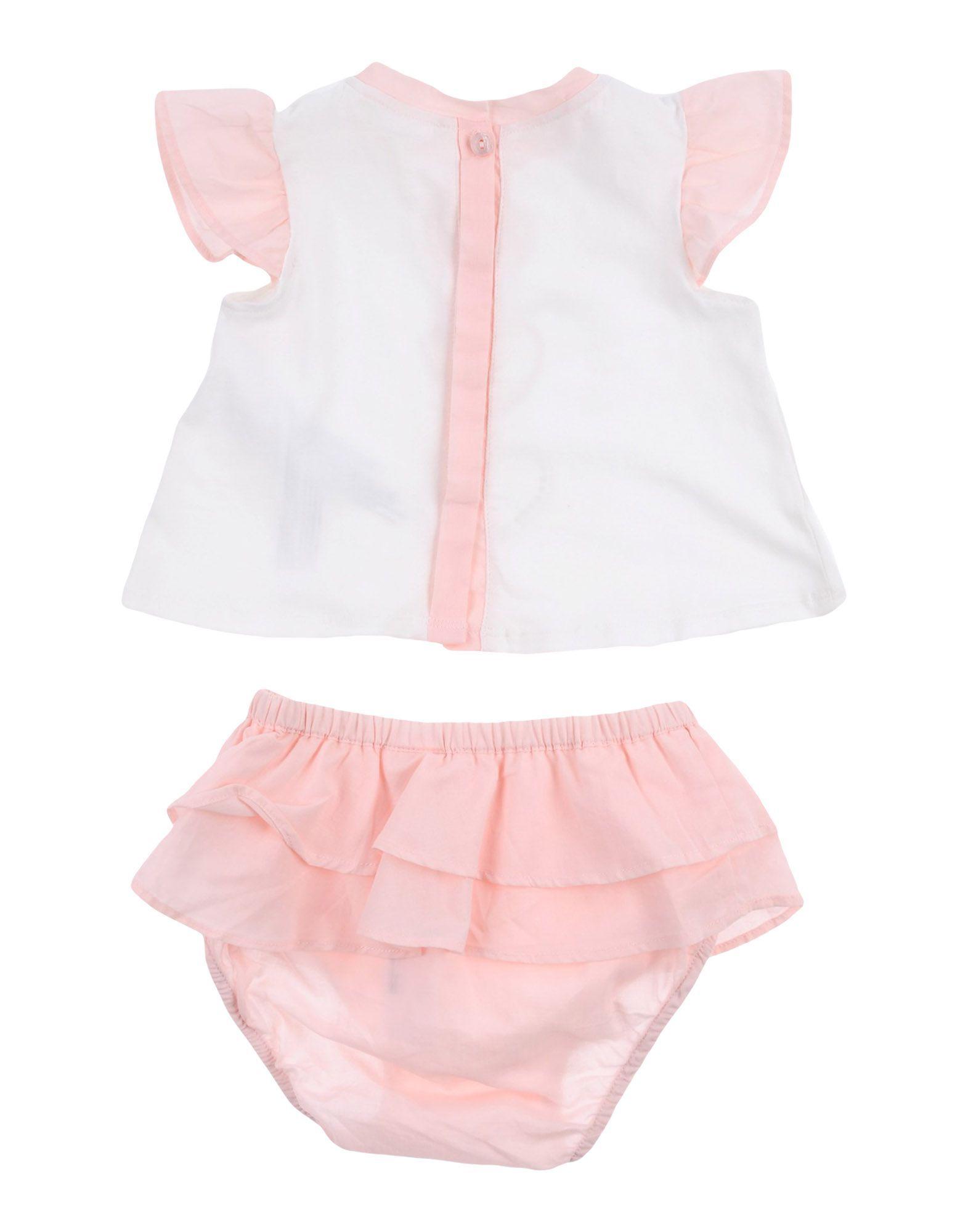 BODYSUITS & SETS Twinset Pink Woman Cotton