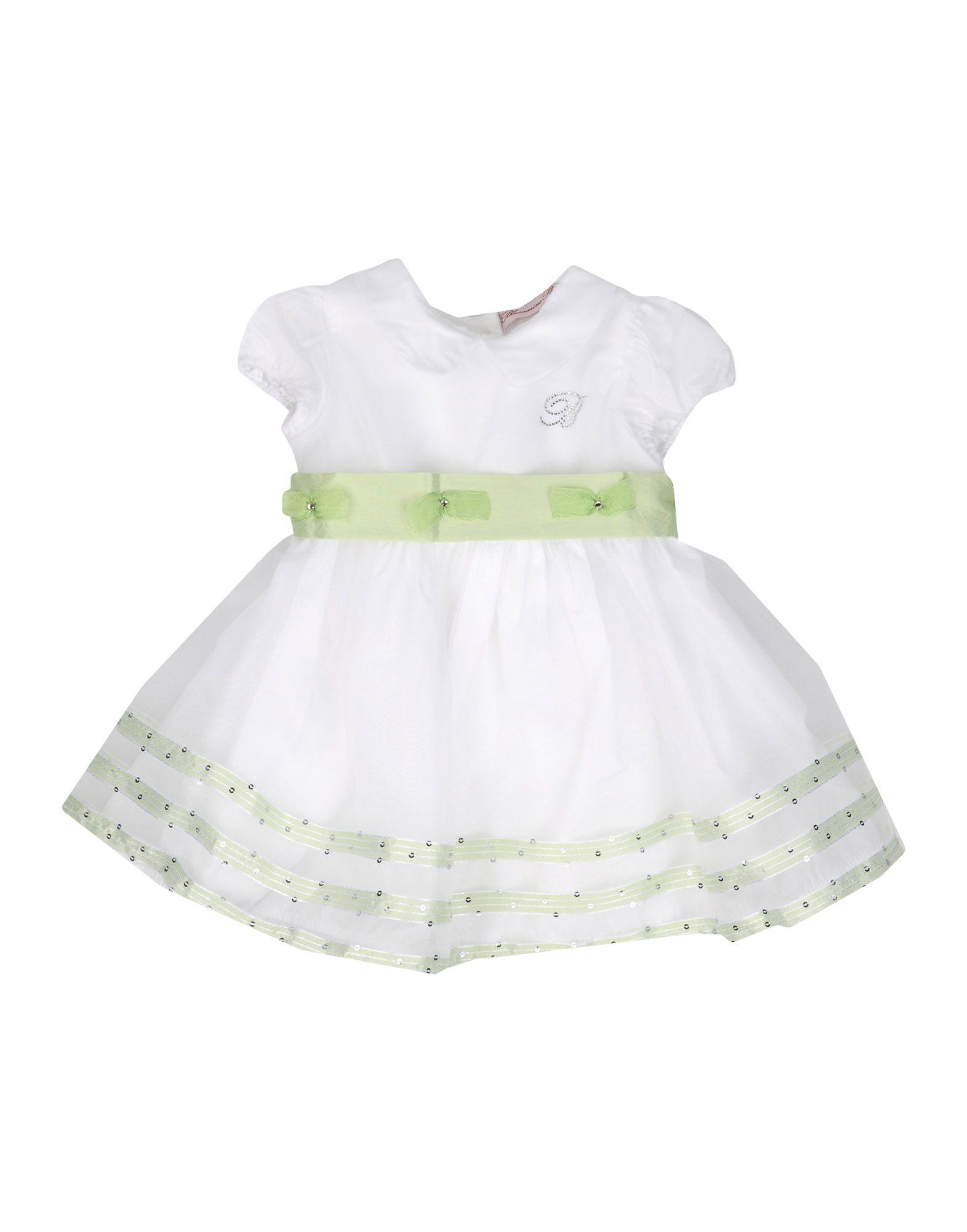 BODYSUITS & SETS Miss Blumarine White Girl Polyester