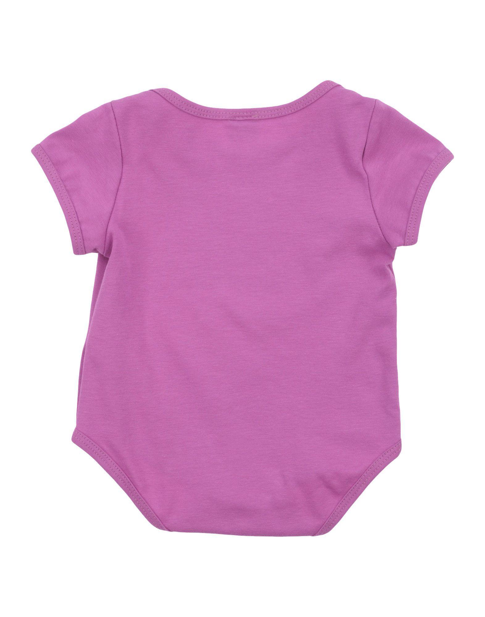 BODYSUITS & SETS Mnml Couture Light purple Woman Cotton