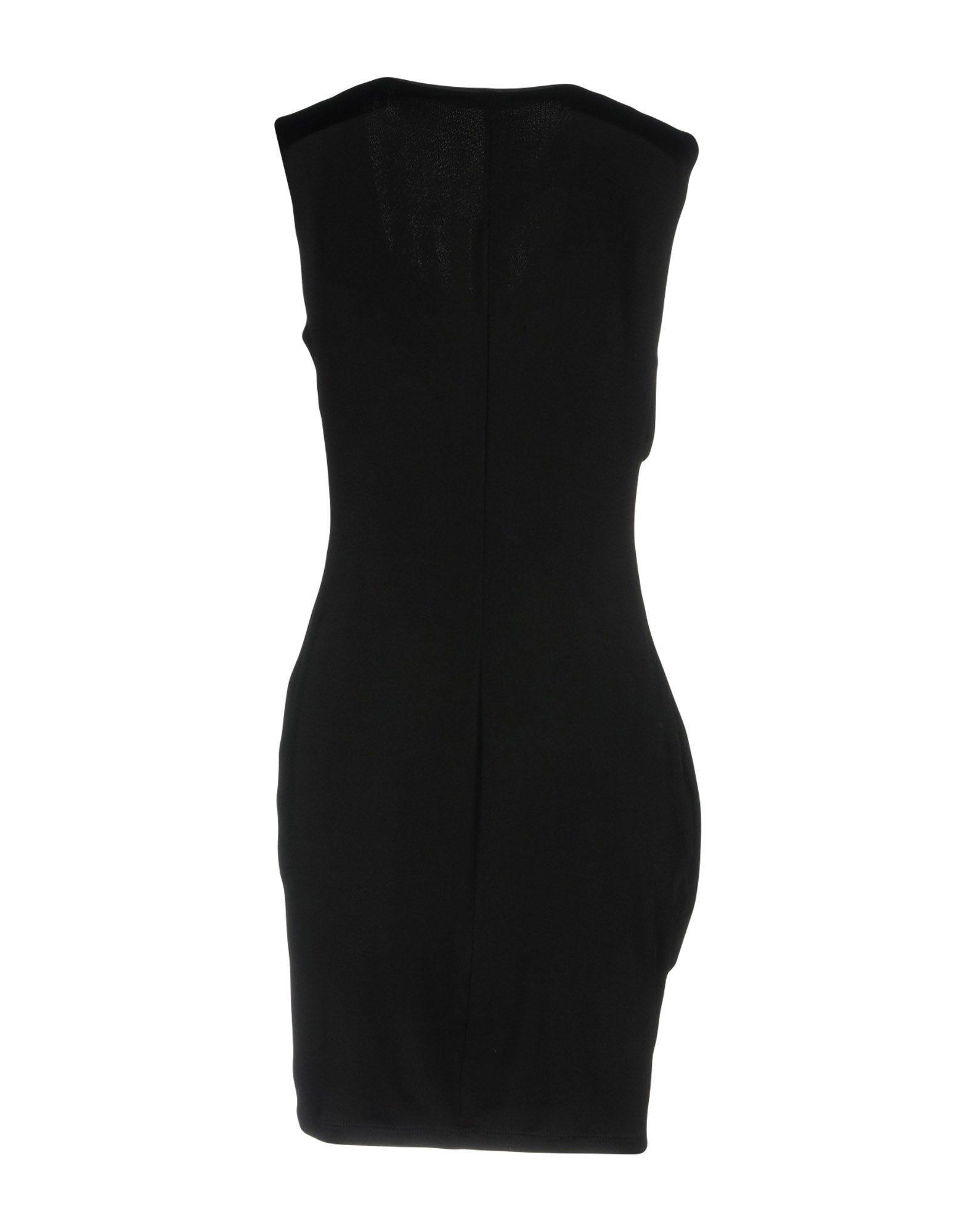 Versace Jeans Black Dress