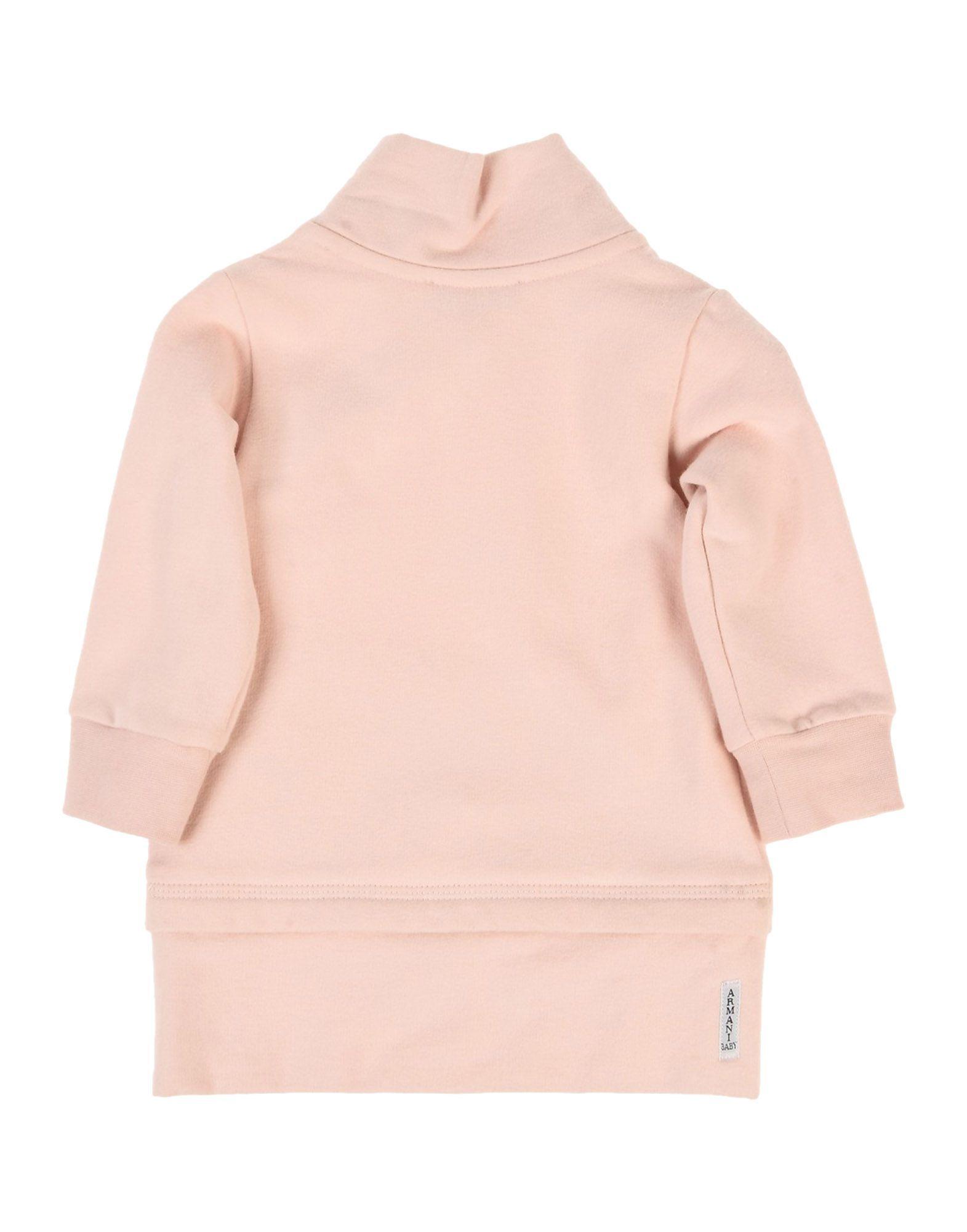 BODYSUITS & SETS Armani Junior Pink Girl Cotton