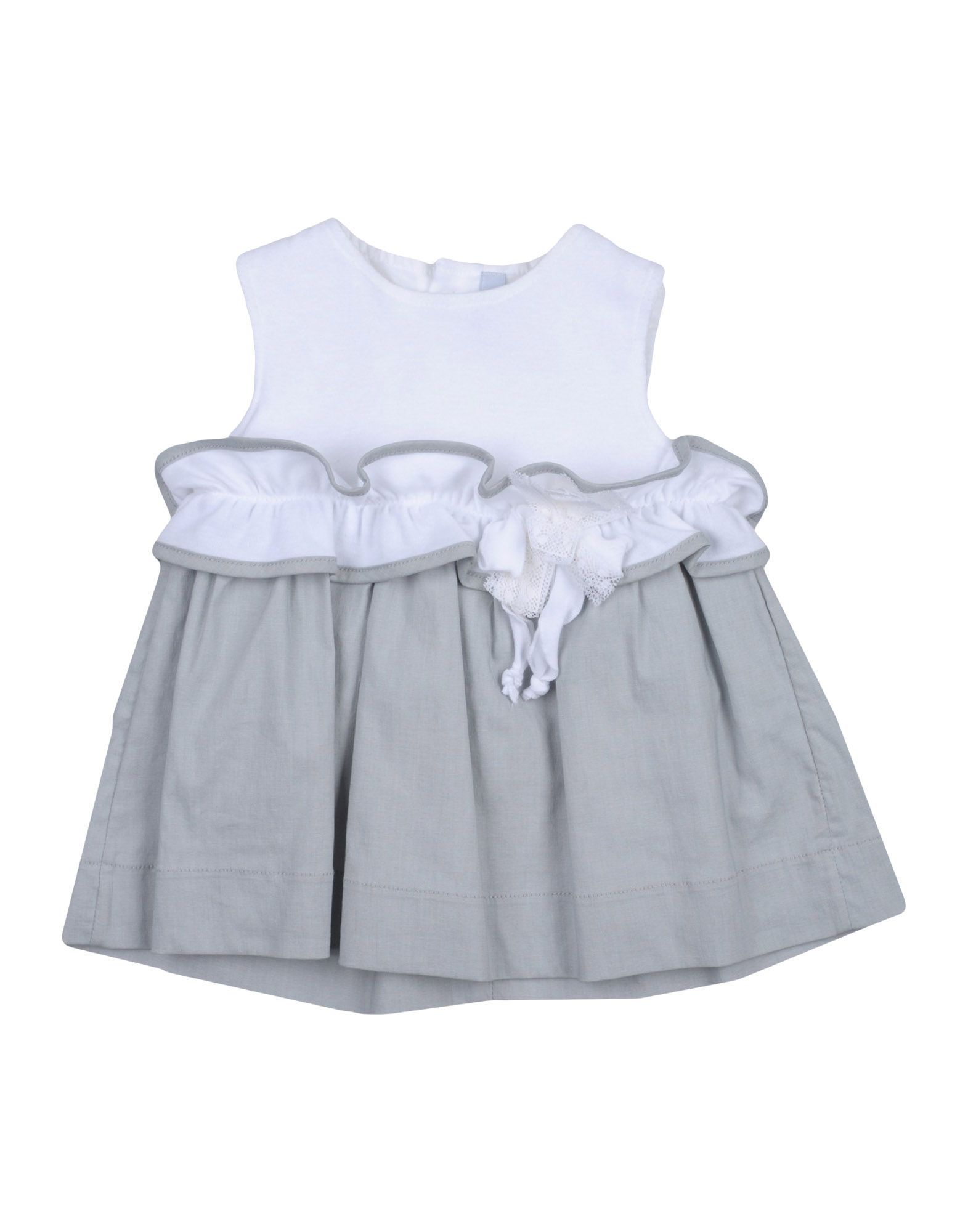 BODYSUITS & SETS Aletta Grey Girl Cotton