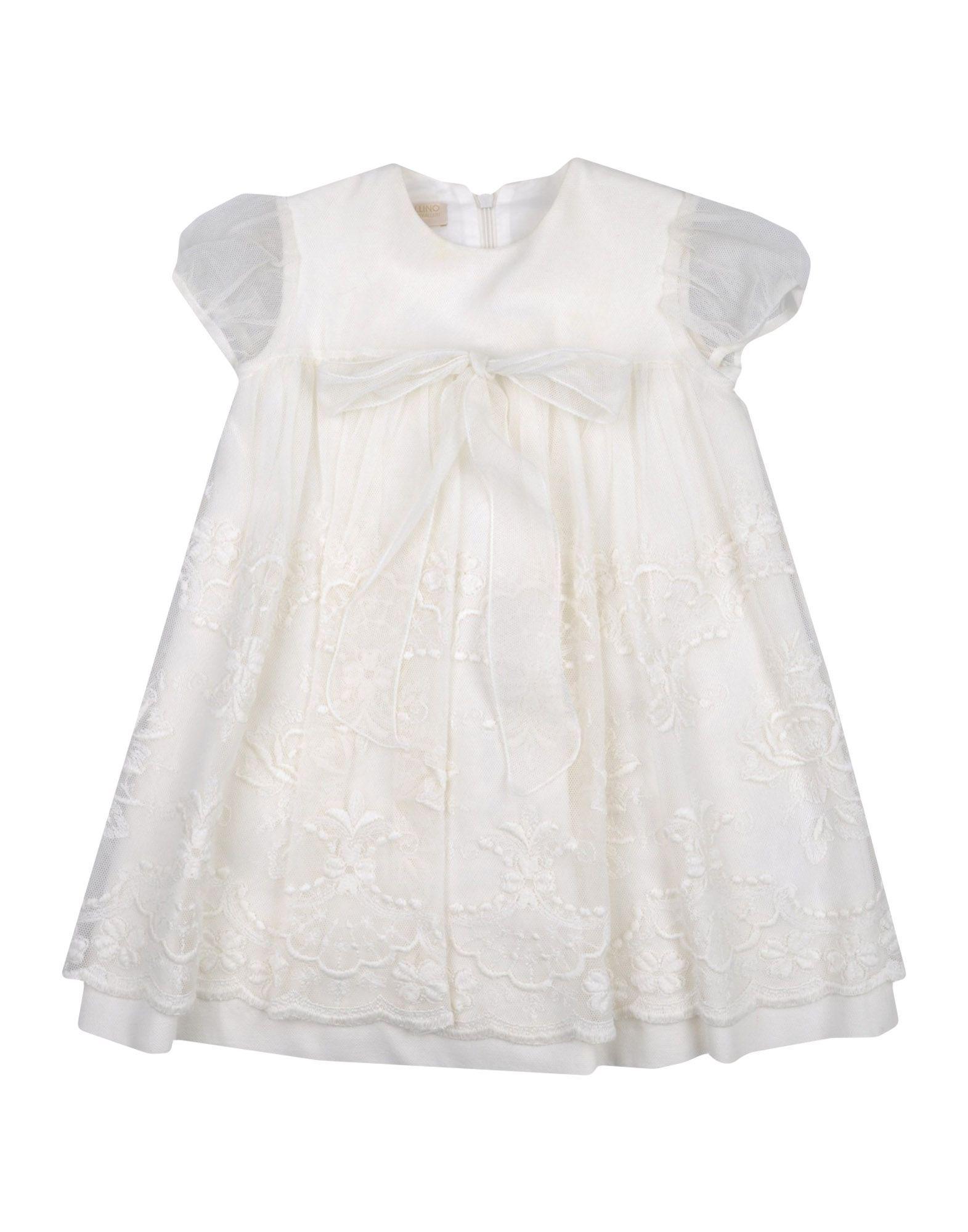 BODYSUITS & SETS I Pinco Pallino Ivory Girl Cotton