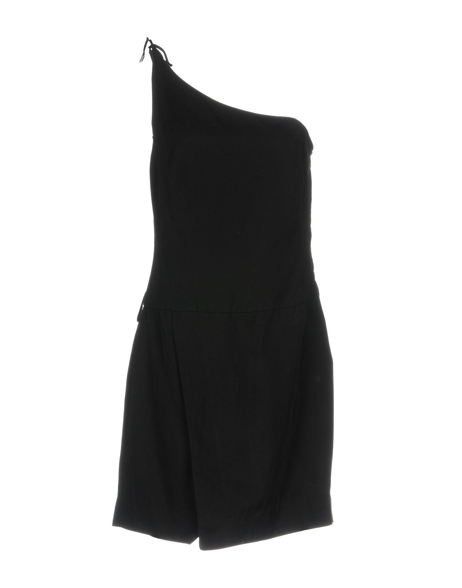 DRESSES Paige Black Woman Tencel